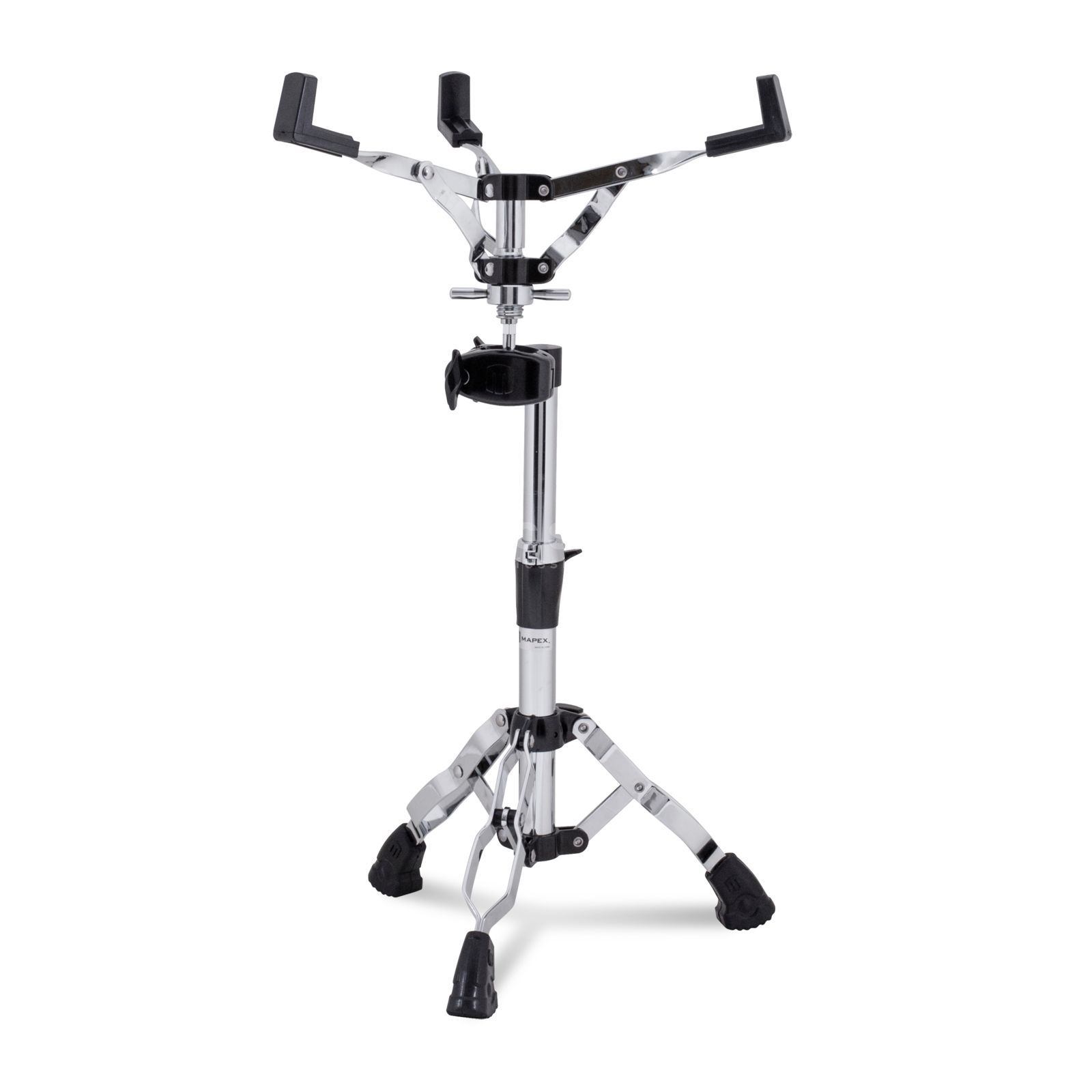 Mapex Snare Stand Armory S800, Chrome/Black Produktbillede