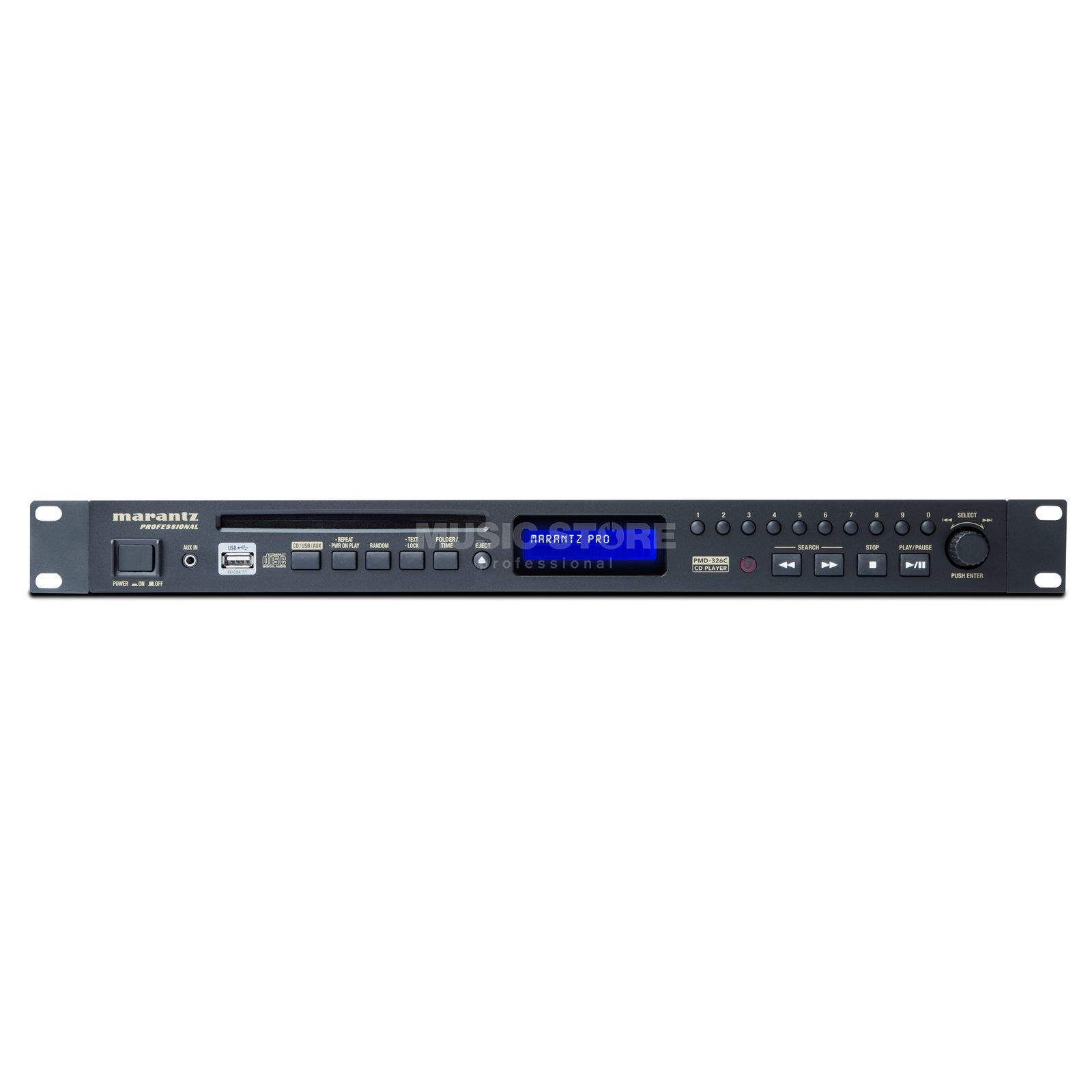 Marantz PMD-326C CD/USB Mediaplayer Изображение товара