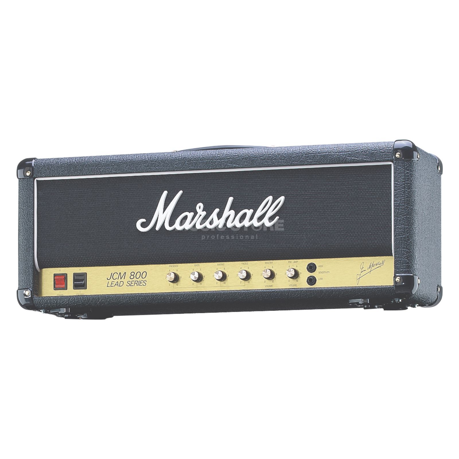 Marshall 2203 JCM 800 Reissue Head 100 Watts Produktbillede