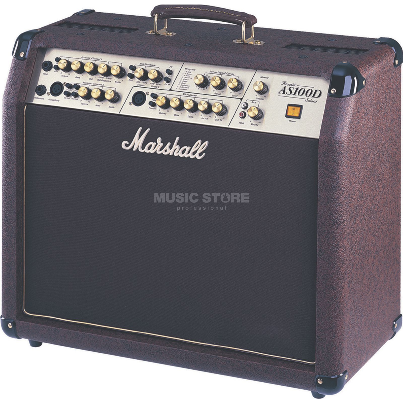 Marshall AS 100 D Acoustic Soloist Produktbild