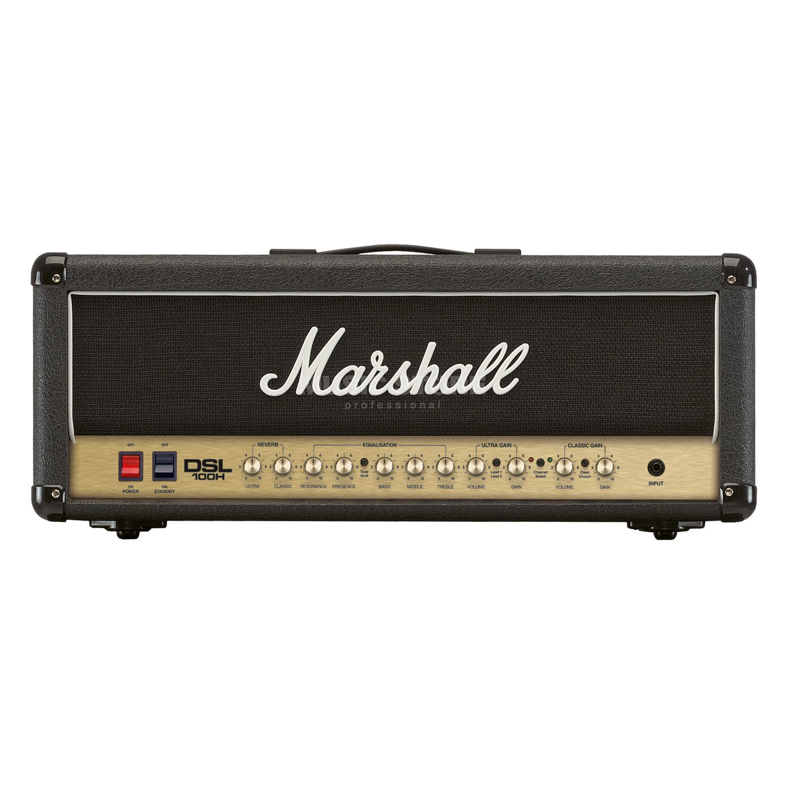 Marshall DSL 100 H Head Produktbild