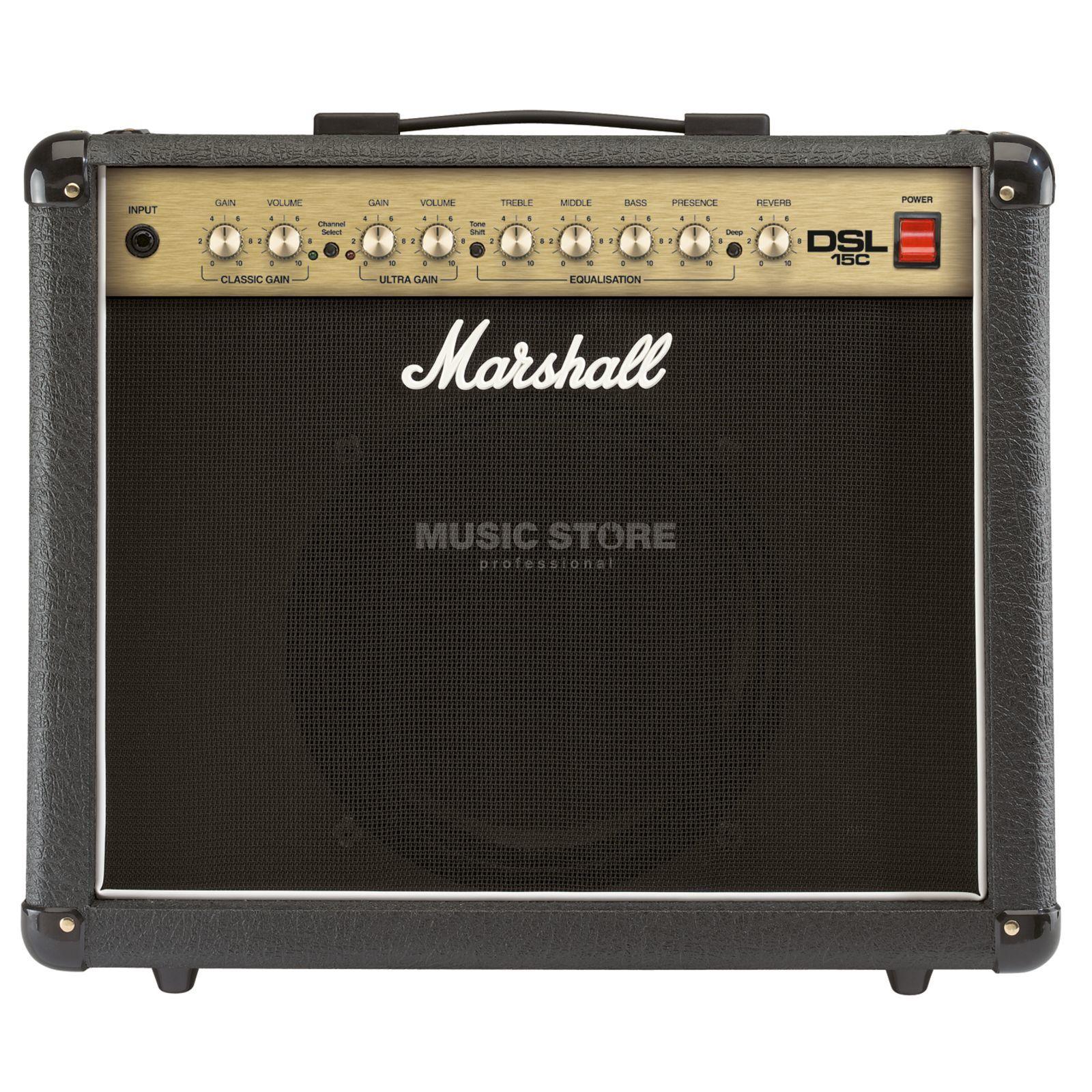 marshall dsl15c guitar valve amp combo. Black Bedroom Furniture Sets. Home Design Ideas