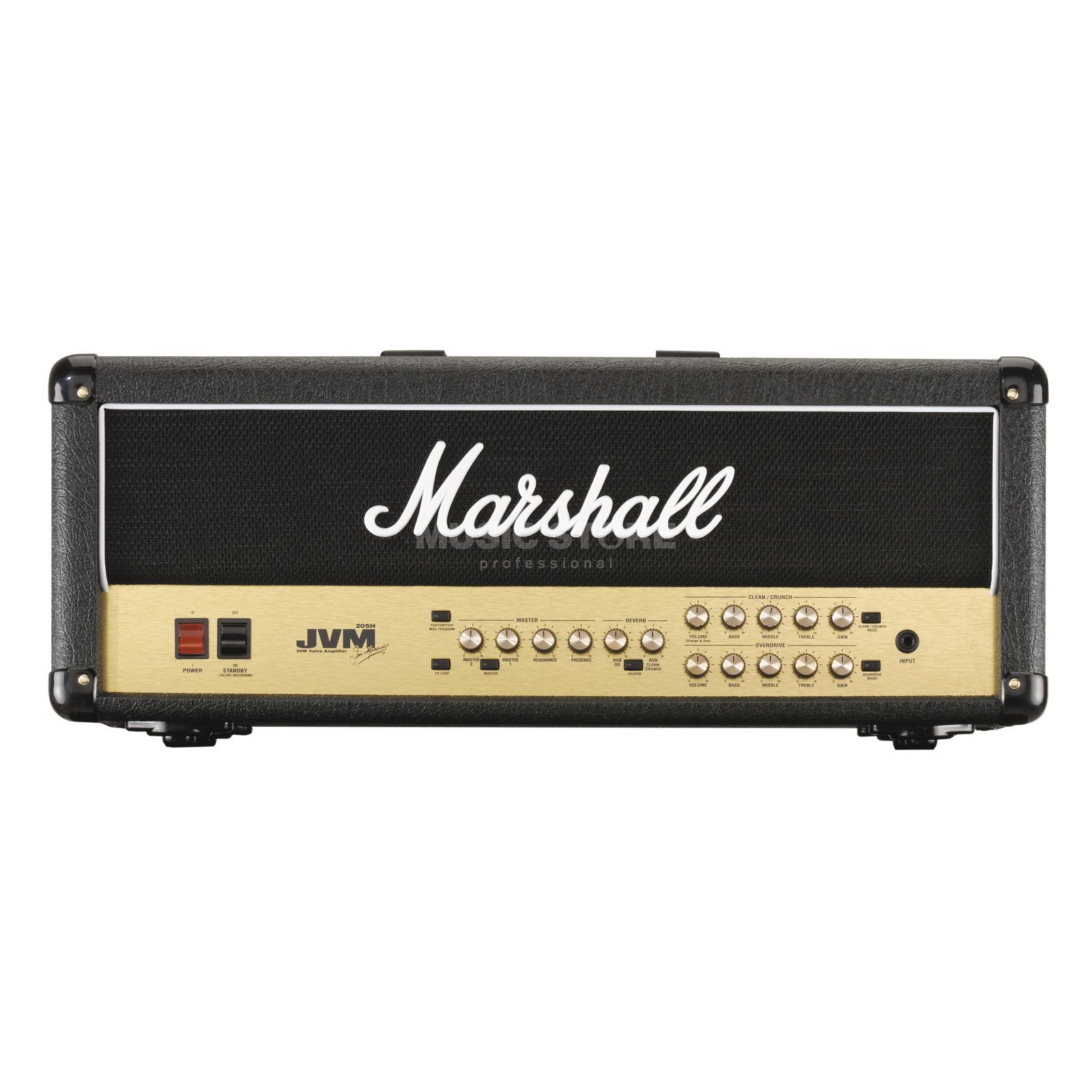 Marshall JVM205H Guitar Tube Amplifier  Head   Product Image