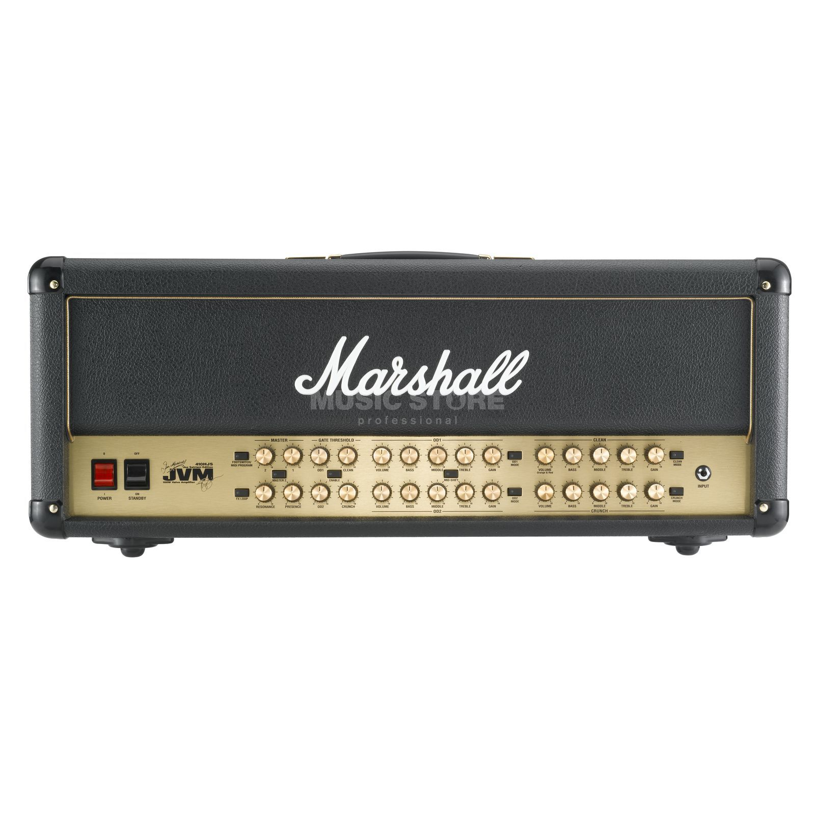 Marshall JVM410HJS Joe Satriani Signature Head Produktbild
