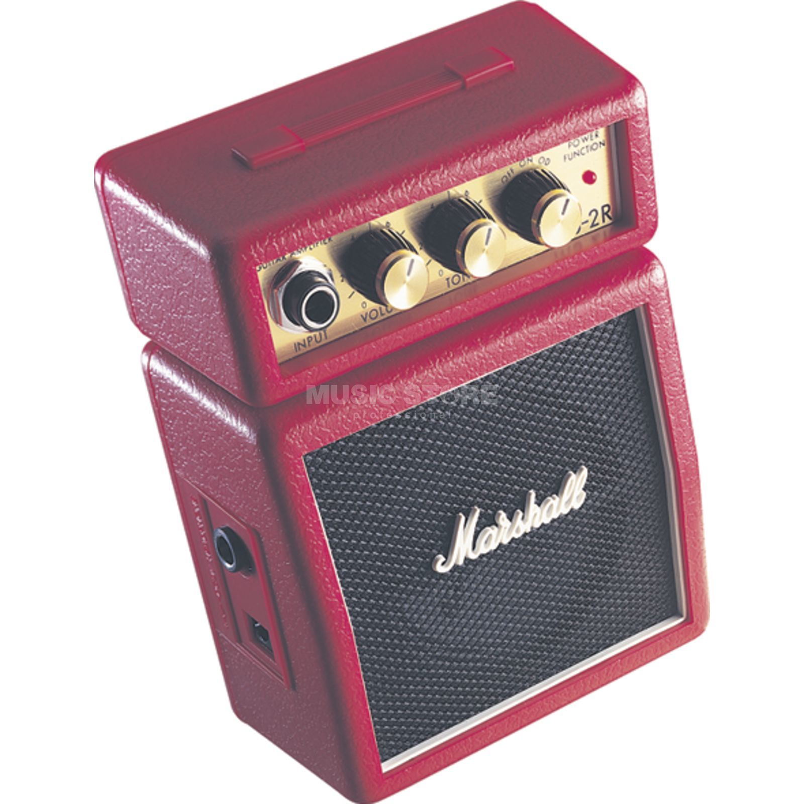 Marshall MS-2 Micro Amp RD Red Produktbild
