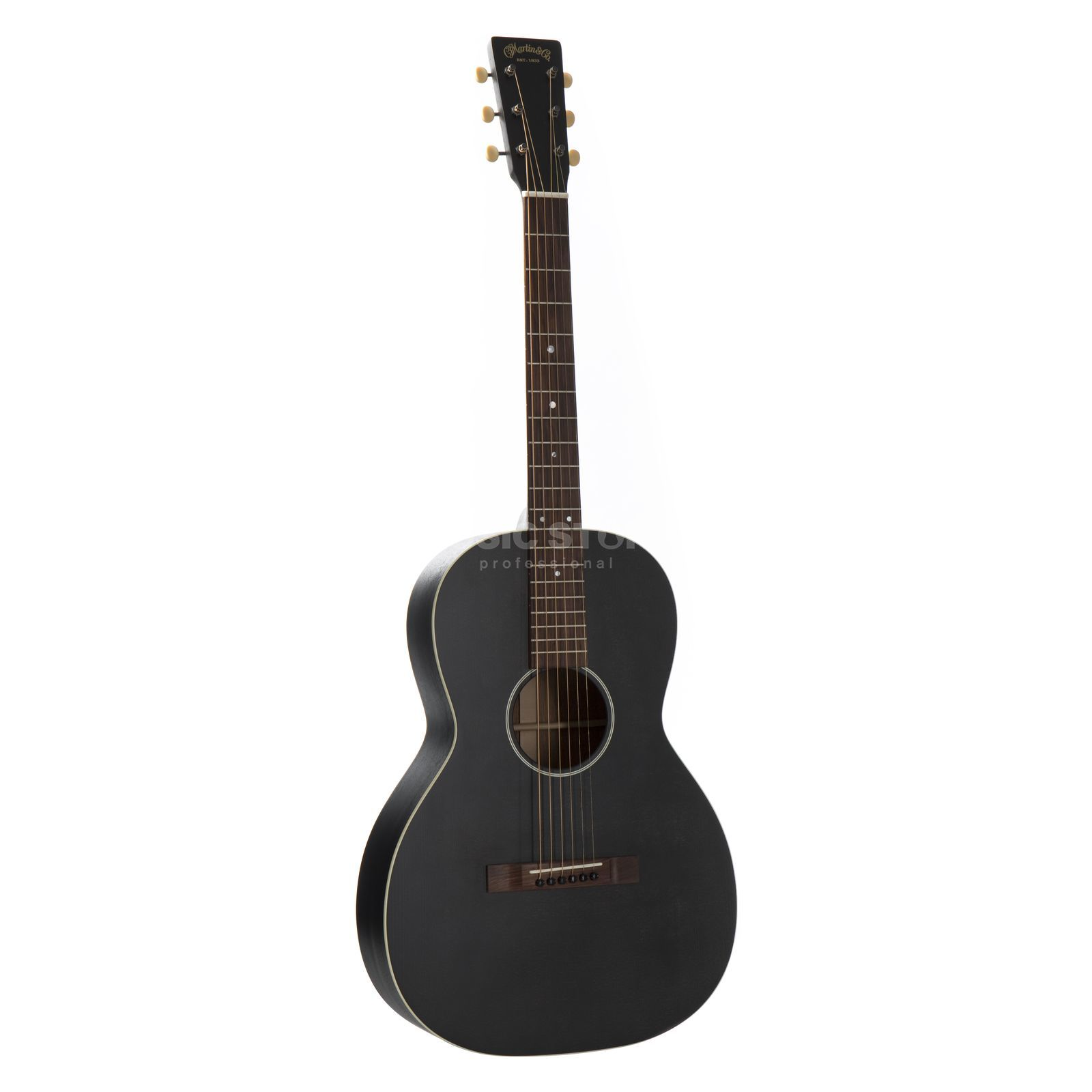 Martin Guitars 00-17S Black Smoke Produktbild
