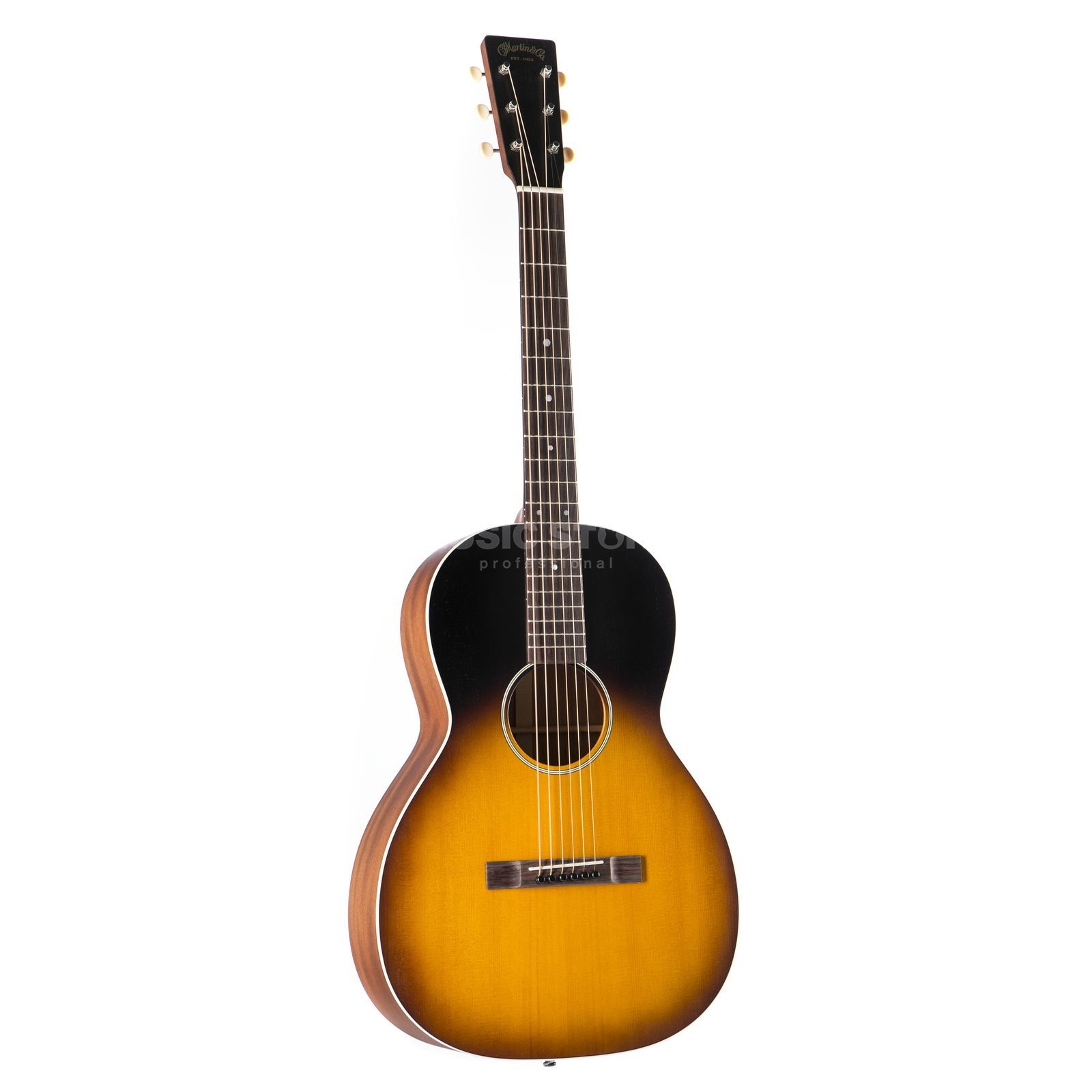 Martin Guitars 00-17S Whiskey Sunset Produktbillede