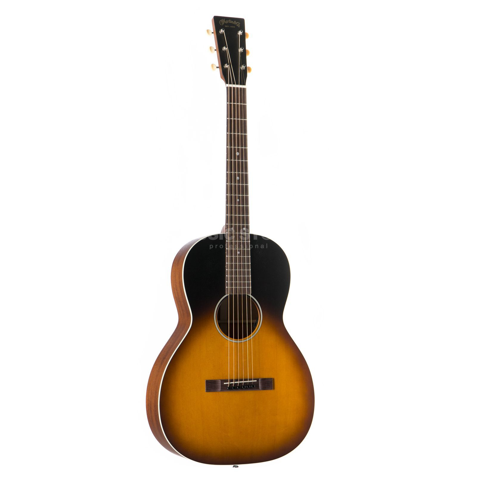 Martin Guitars 00-17SE Whiskey Sunset Produktbillede