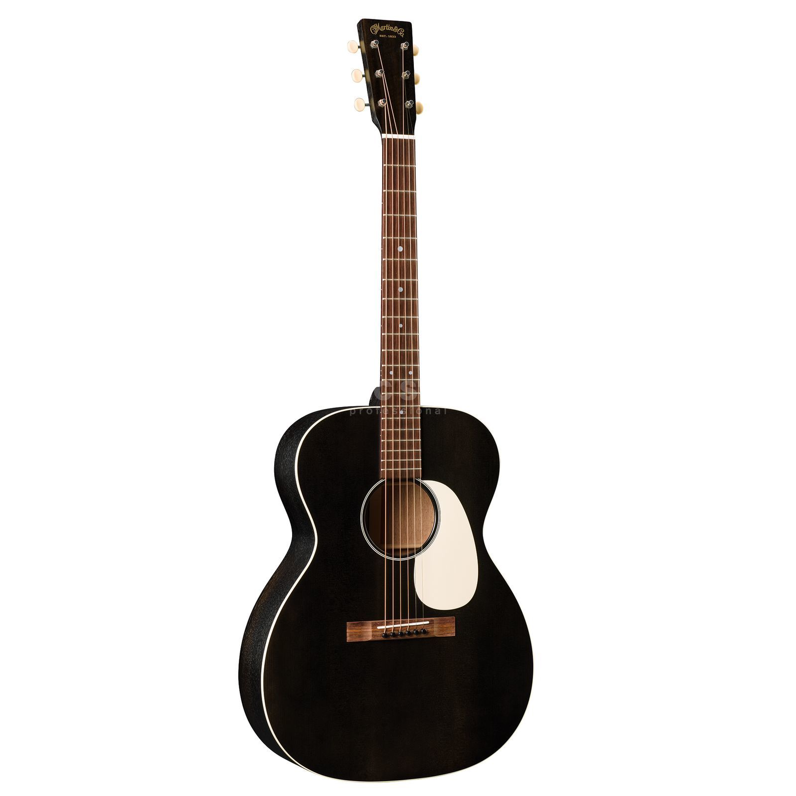 Martin Guitars 000-17 Black Smoke Produktbild