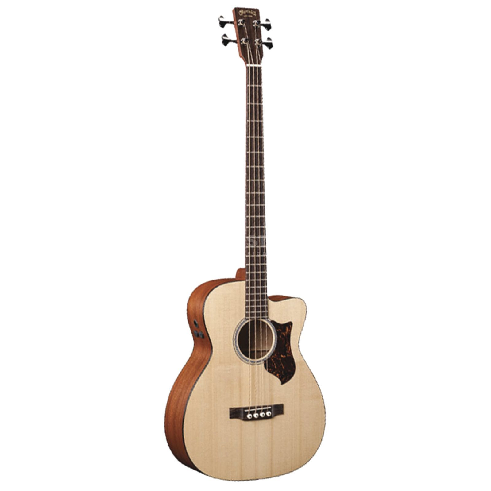 Martin Guitars BCPA4 Natural, incl. case Productafbeelding