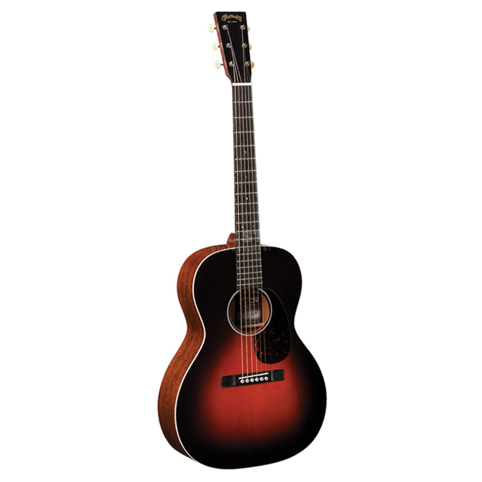 Martin Guitars CEO-7 Autumn Sunset Burst  Produktbillede