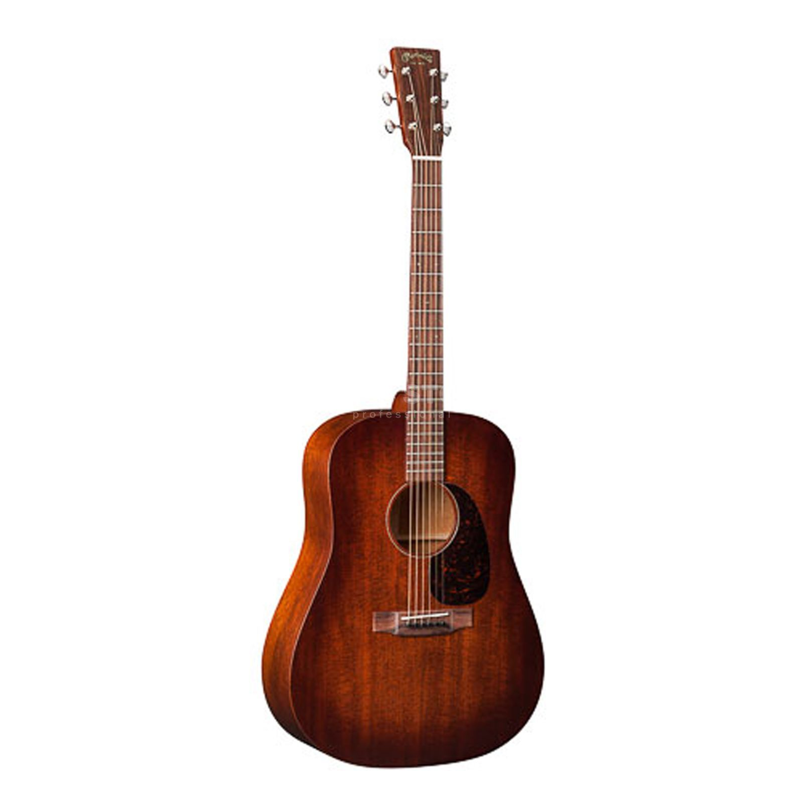 Martin Guitars D-15M Burst incl. Case Produktbild