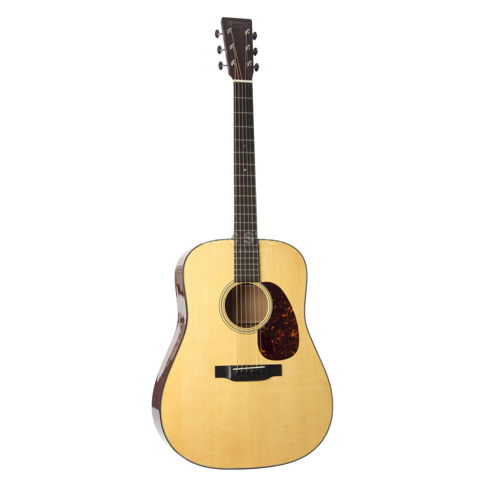Martin Guitars D-18 incl. Case Produktbild