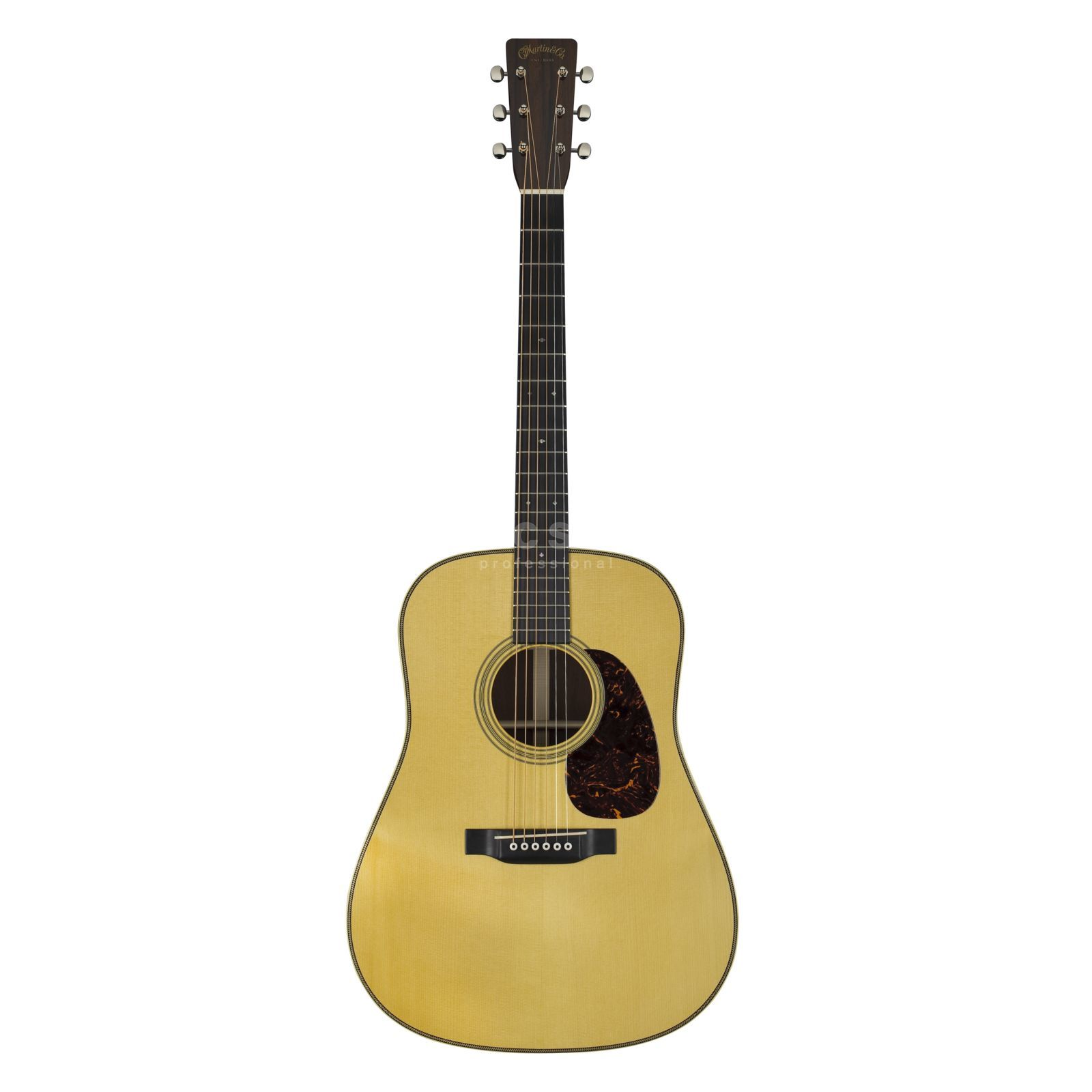 Martin Guitars D-28 Authentic 1941 Natural, incl. Case Produktbillede