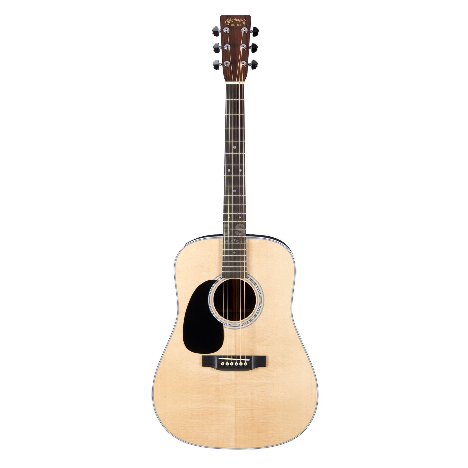 Martin Guitars D-28 Lefthand Standard Series Natural Produktbillede