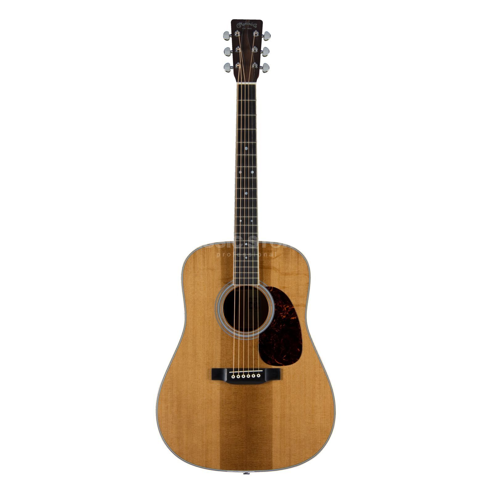Martin Guitars D-35E 50th Anniversary LTD Natural Produktbillede
