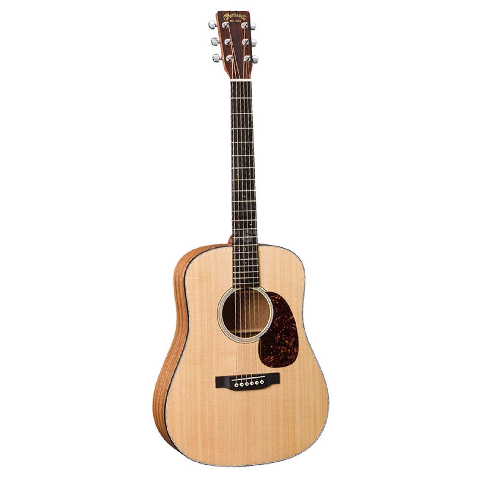 Martin Guitars D JR.E Dreadnought Junior Natural Produktbild