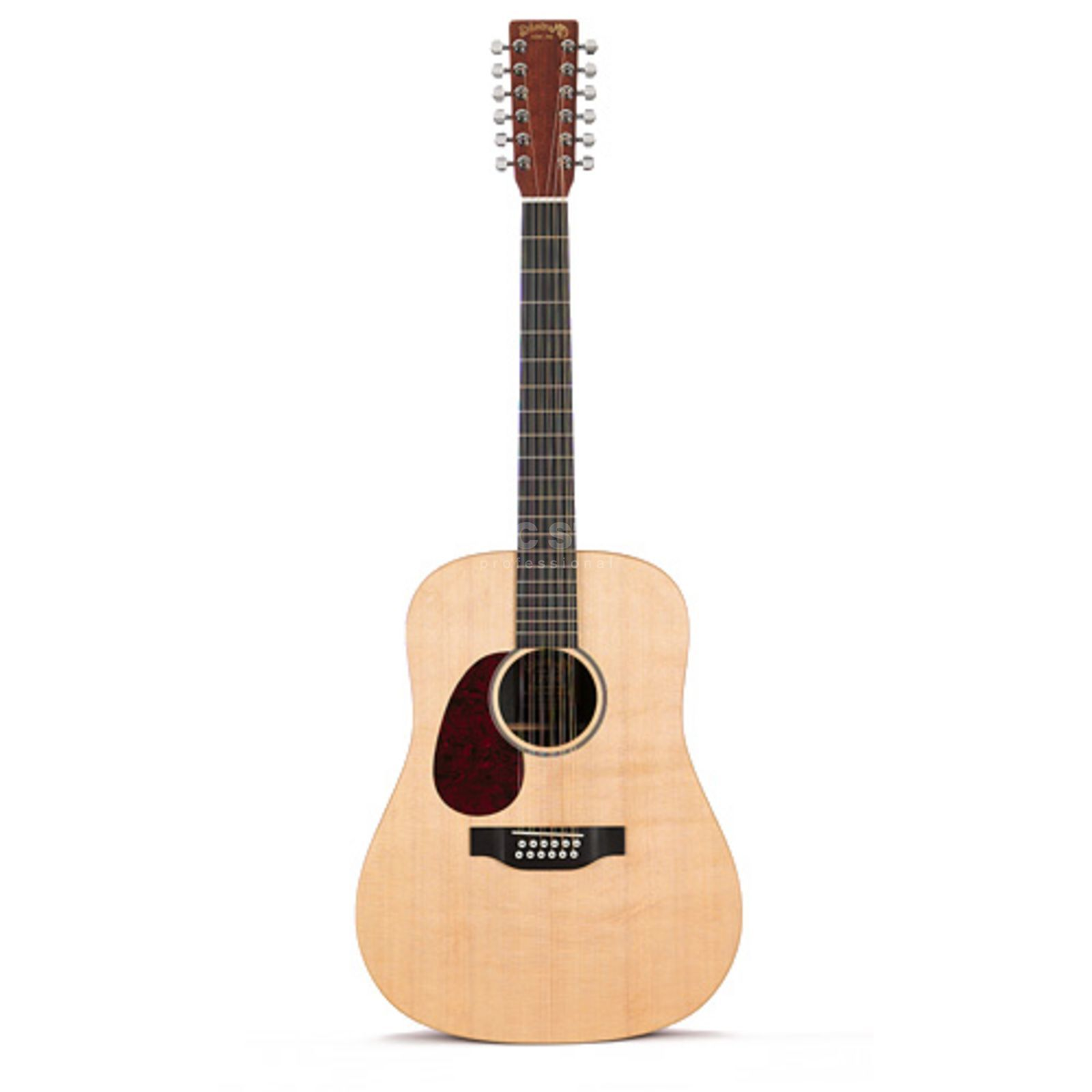 Martin Guitars D12X1AE LH 12-string Lefthand Fishman Sonitone Produktbillede