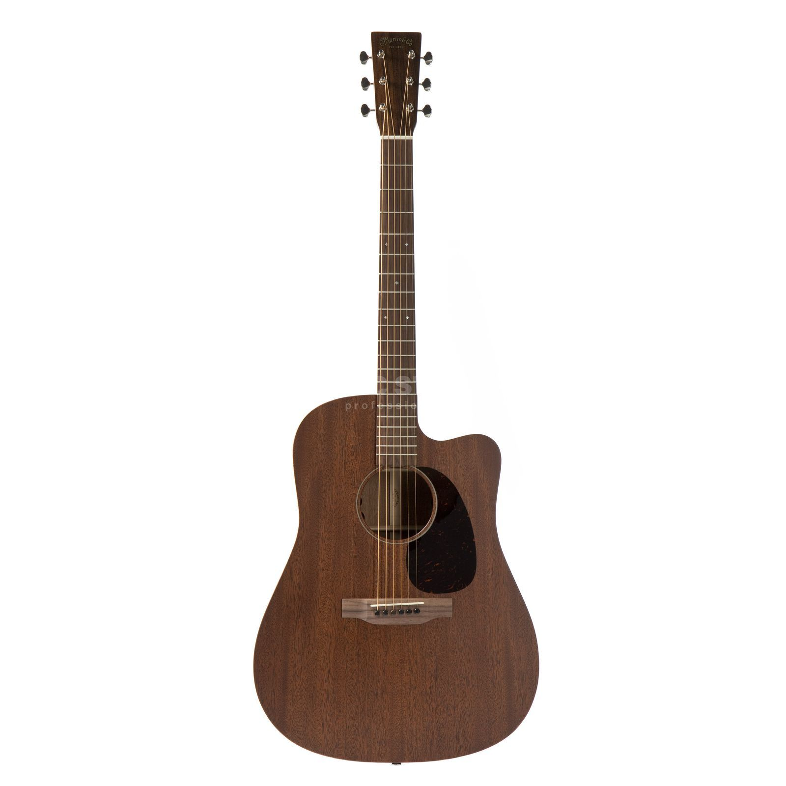 Martin Guitars DC-15ME Natural Satin Produktbillede