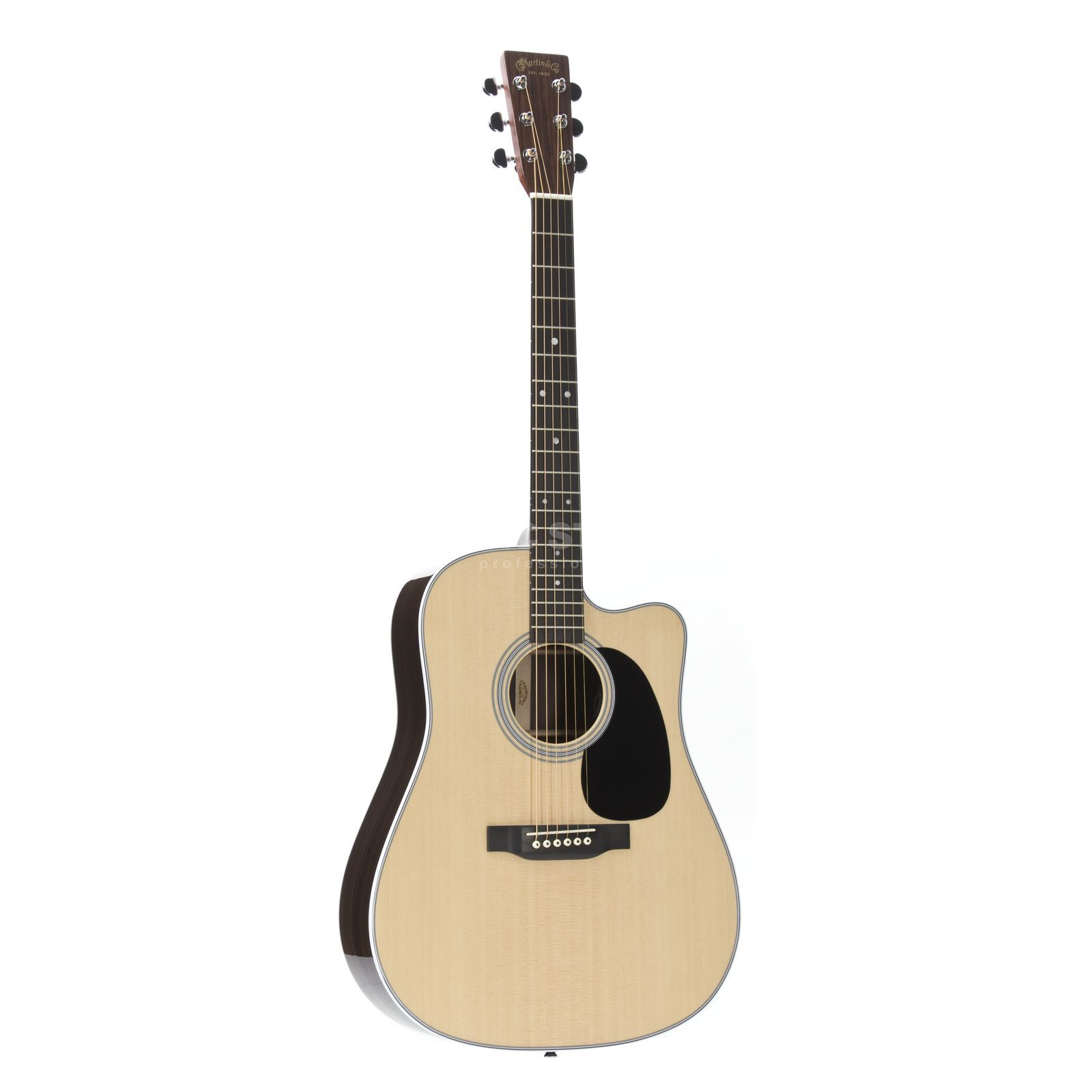 Martin Guitars DC-28E Natural High Gloss Produktbillede