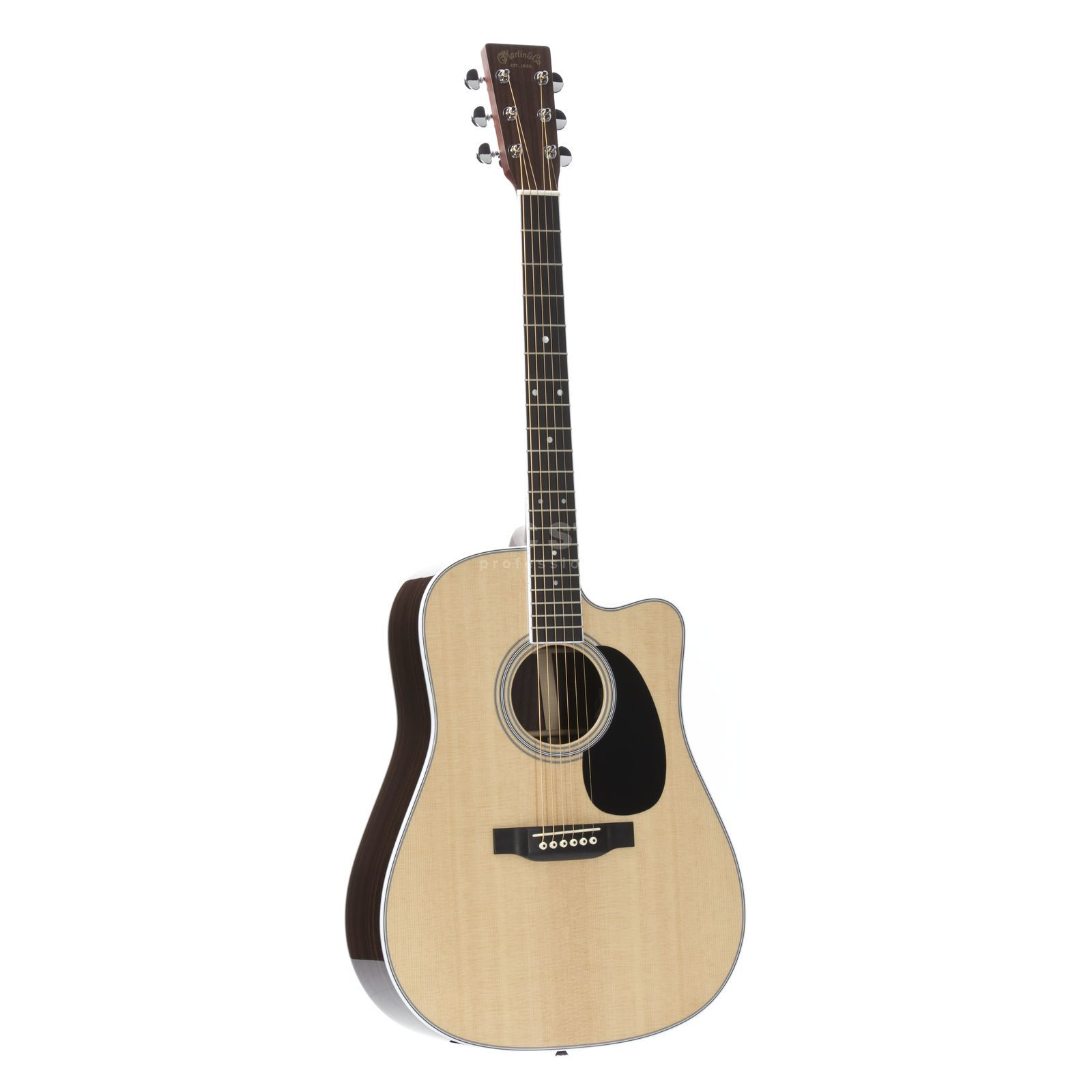 Martin Guitars DC-35E Natural High Gloss Produktbild