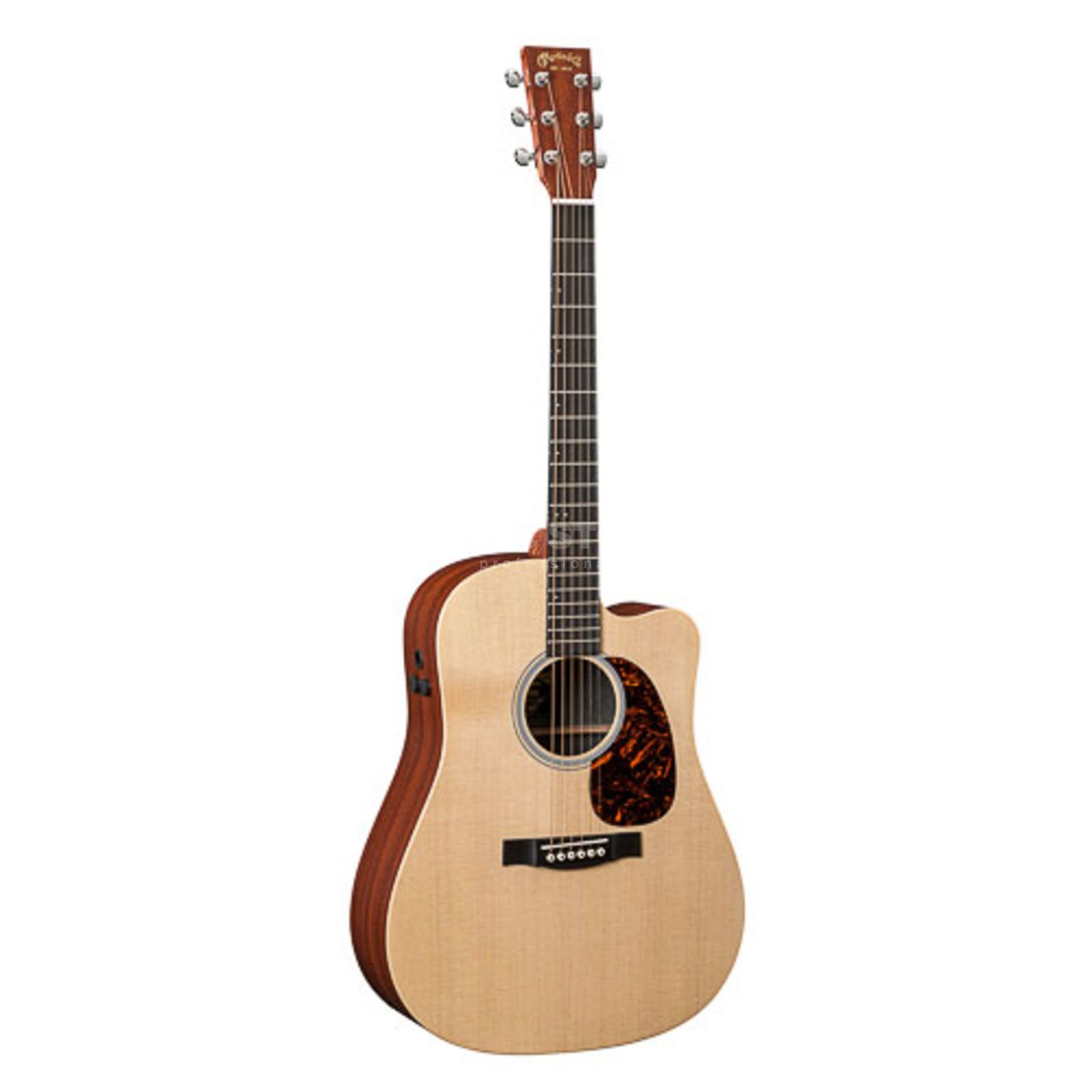 Martin Guitars DCPA5 Lefthand Natural Produktbild