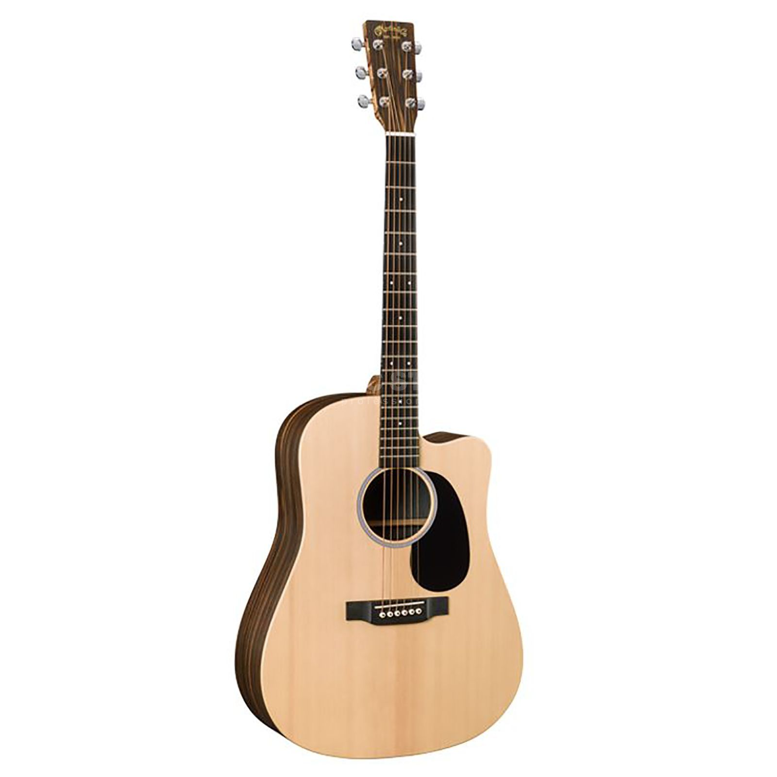 Martin Guitars DCX1AE Macassar Natural Product Image