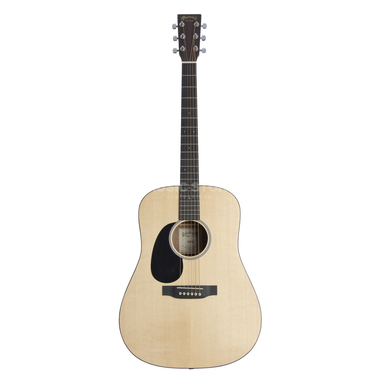 Martin Guitars DRS2 Natural Lefthand Produktbild