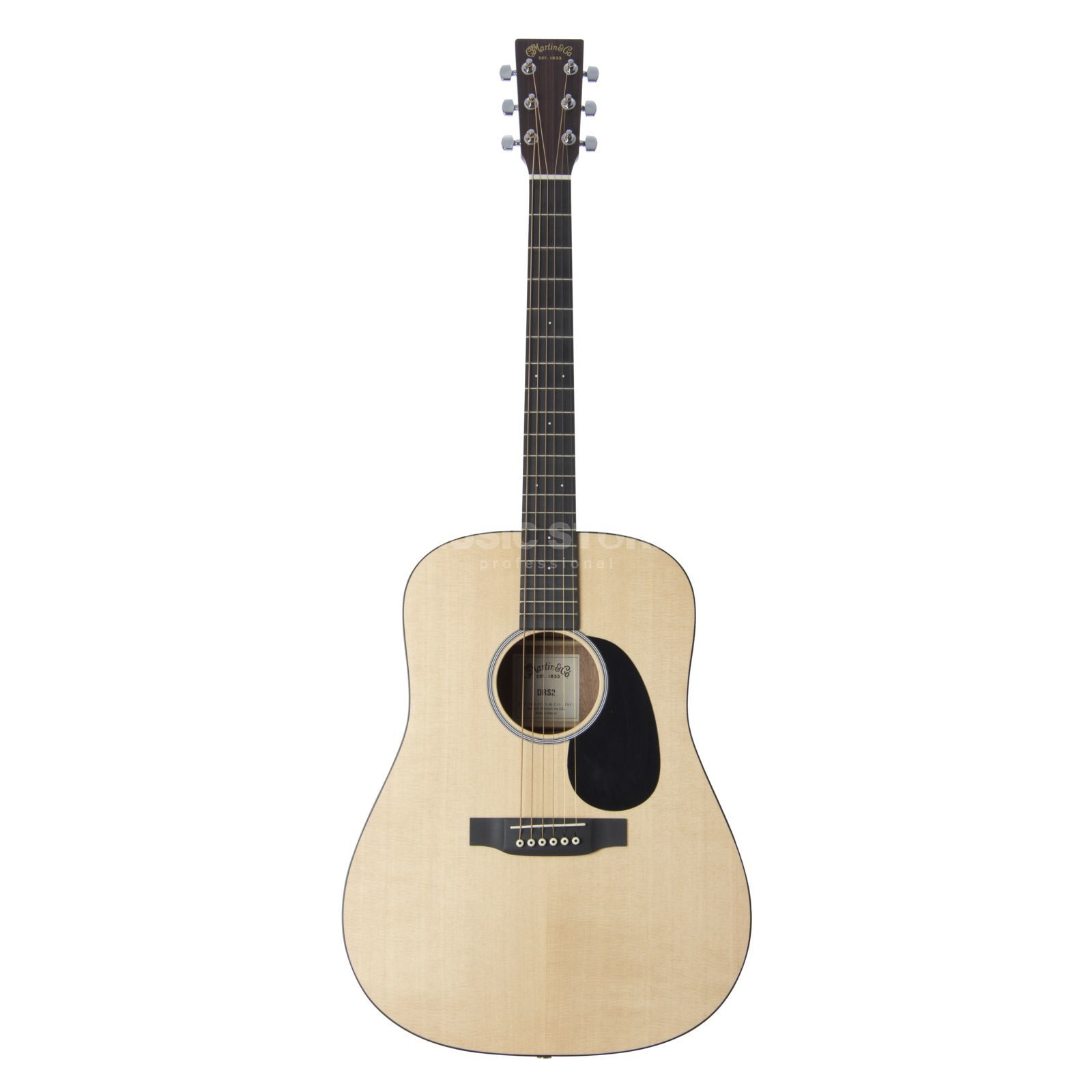 Martin Guitars DRS2 Natural Produktbild