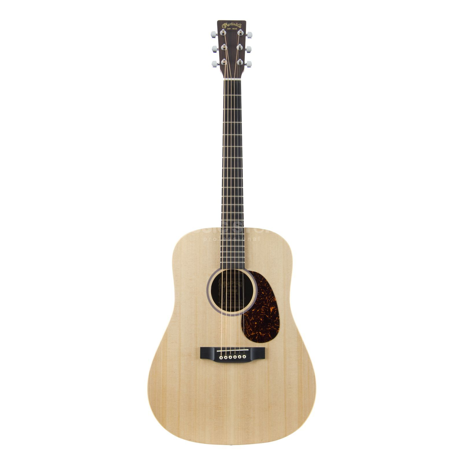 Martin Guitars DX1RAE Natural Produktbillede