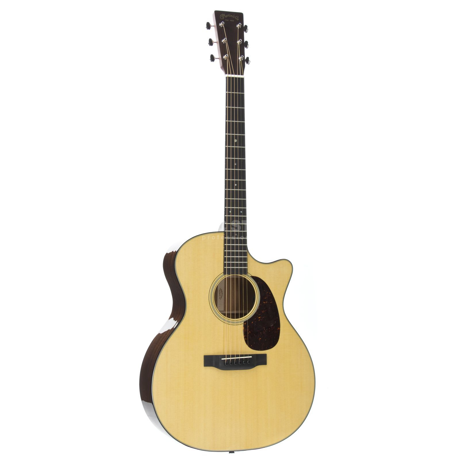 Martin Guitars GPC-18E Natural High Gloss Produktbild