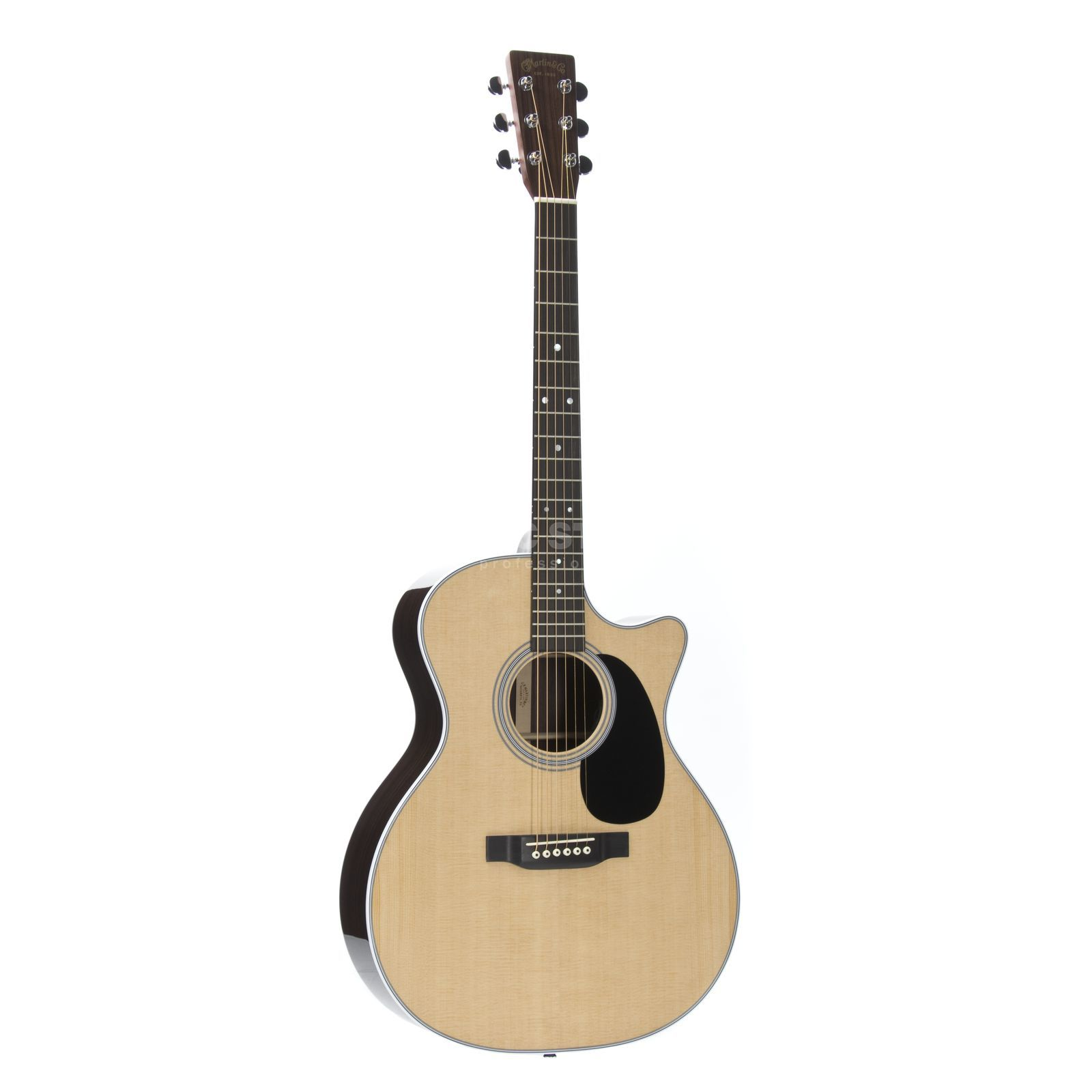Martin Guitars GPC-28E Natural High Gloss Produktbillede