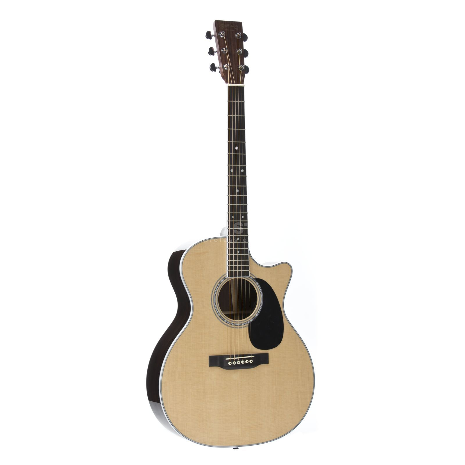 Martin Guitars GPC-35E Natural High Gloss Produktbillede