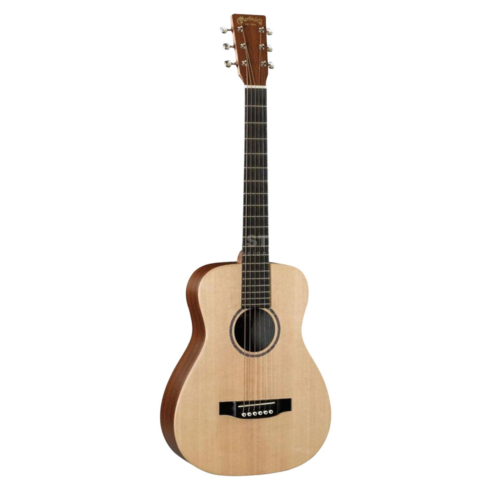 Martin Guitars LX1E Little Martin Natural Product Image