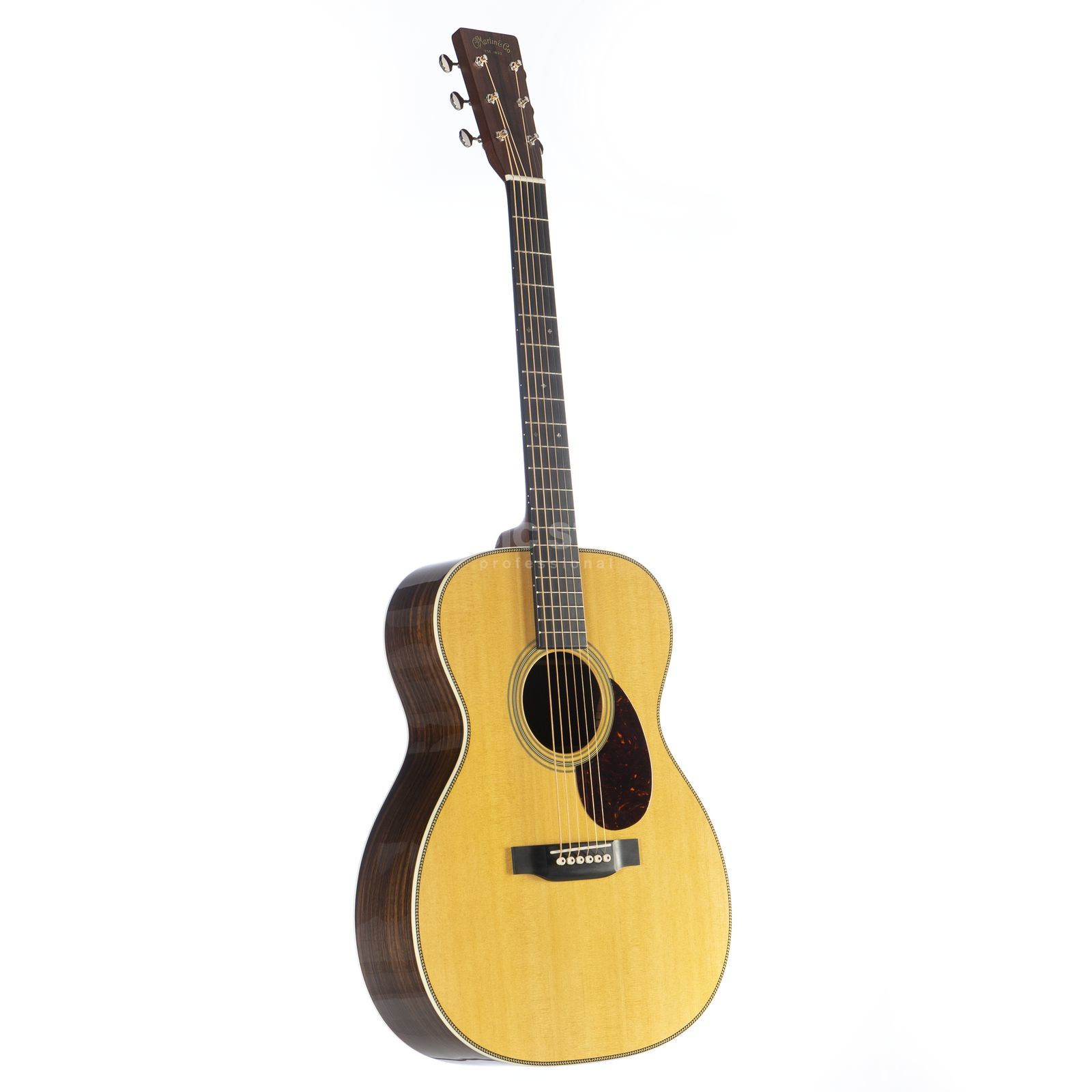 Martin Guitars OM-28 Natural, incl.  Case  Produktbillede