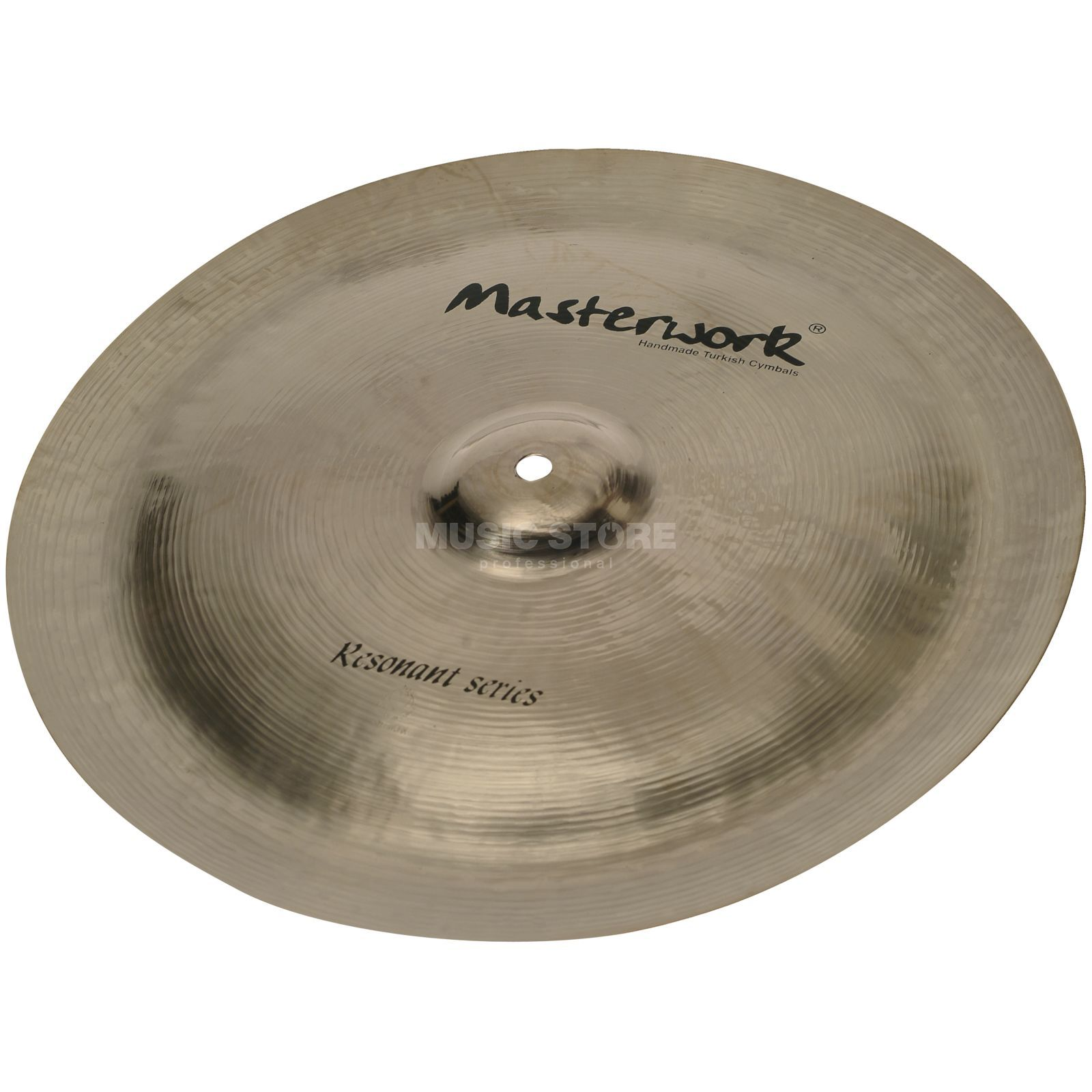 "Masterwork Resonant China 20"" Brilliant Finish Produktbillede"