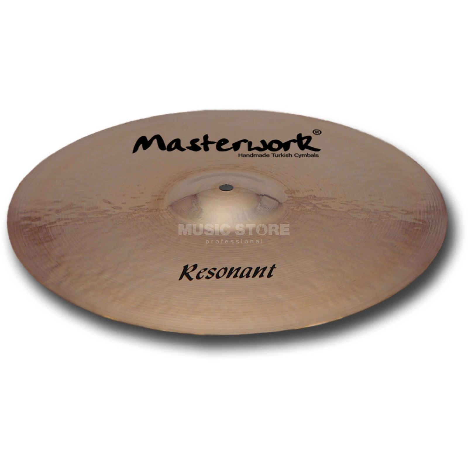 "Masterwork Resonant Crash 16"", Brilliant Finish Imagem do produto"