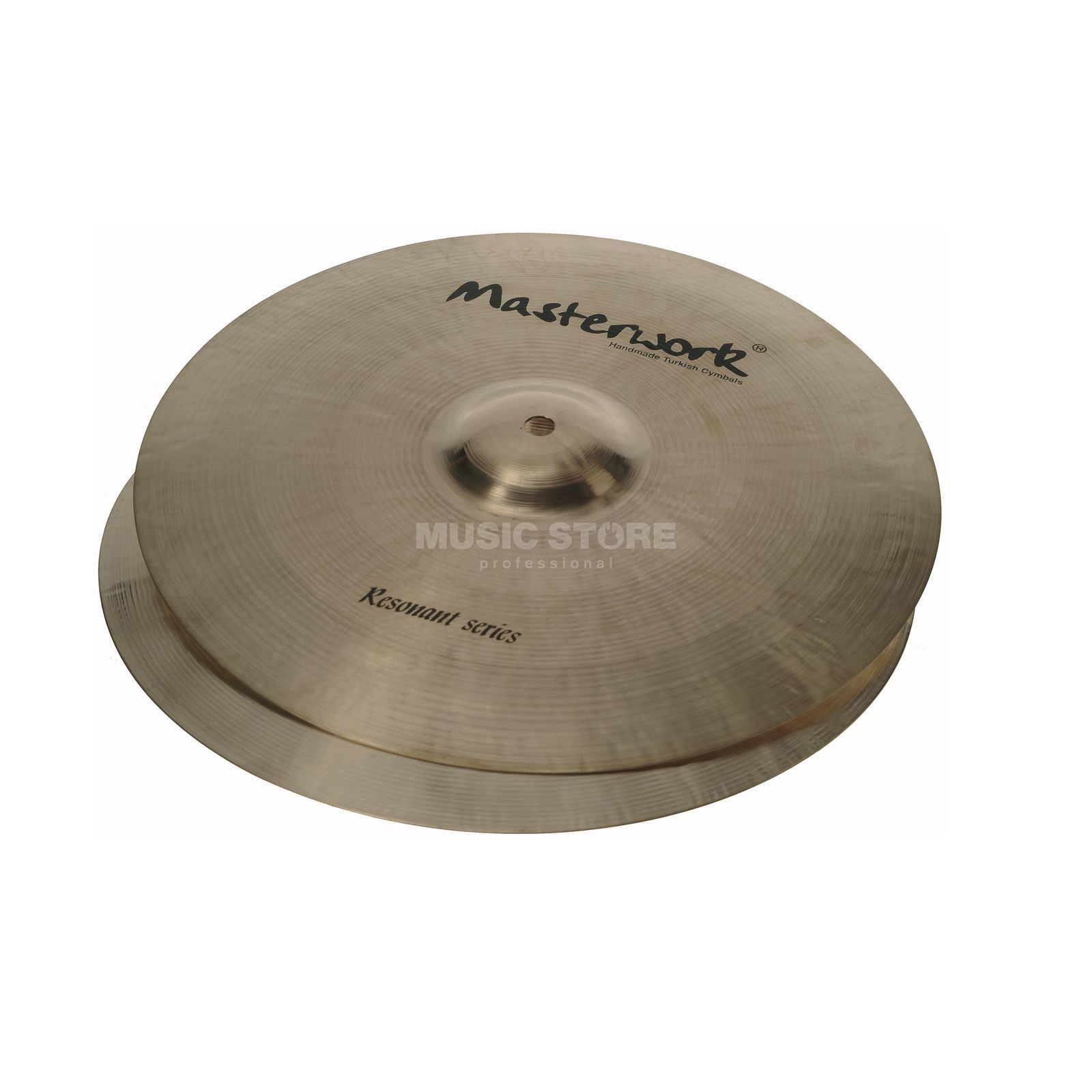 "Masterwork Resonant HiHat 13"" Brilliant Finish, B-Stock Immagine prodotto"