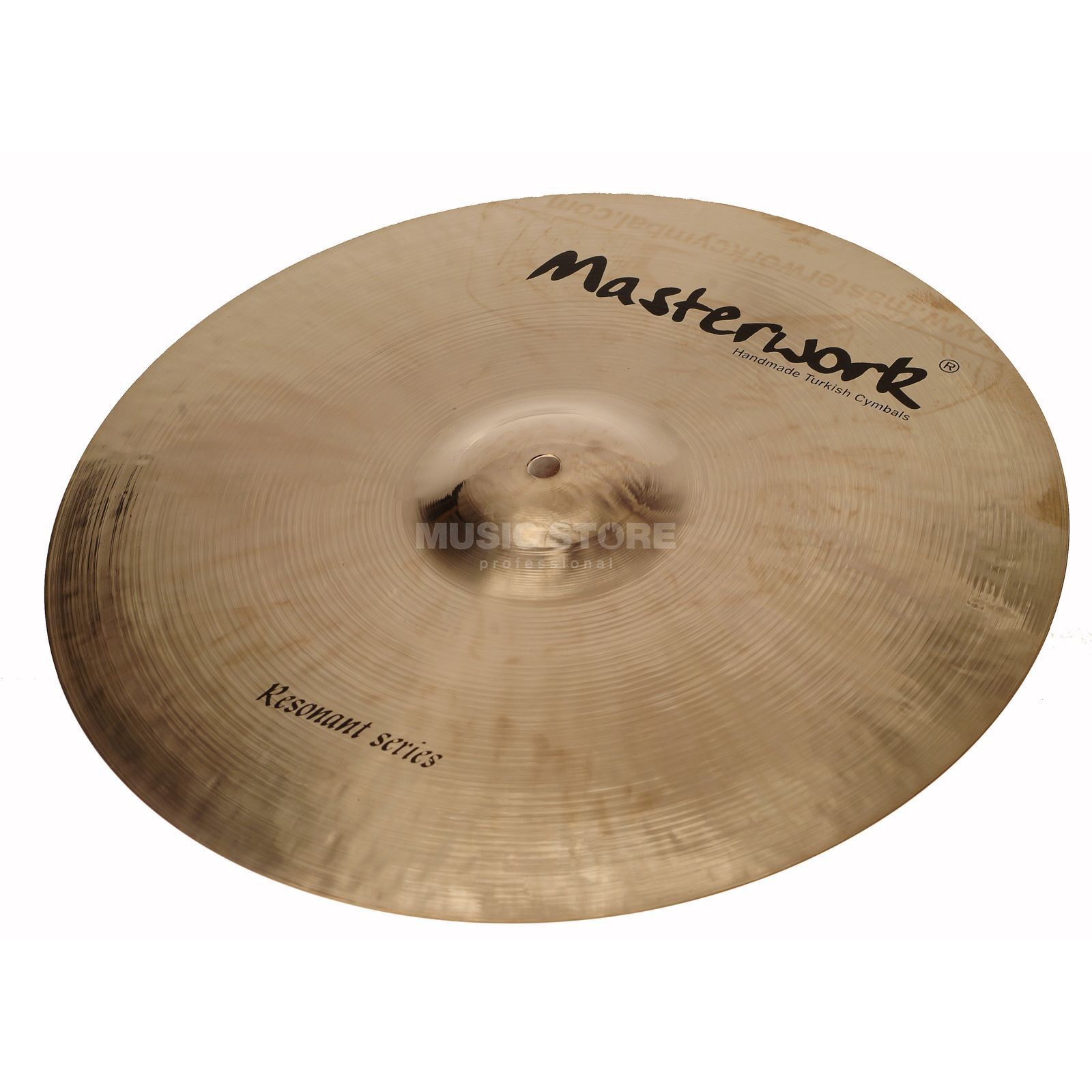 "Masterwork Resonant Ride 20"" Brilliant Finish Produktbillede"