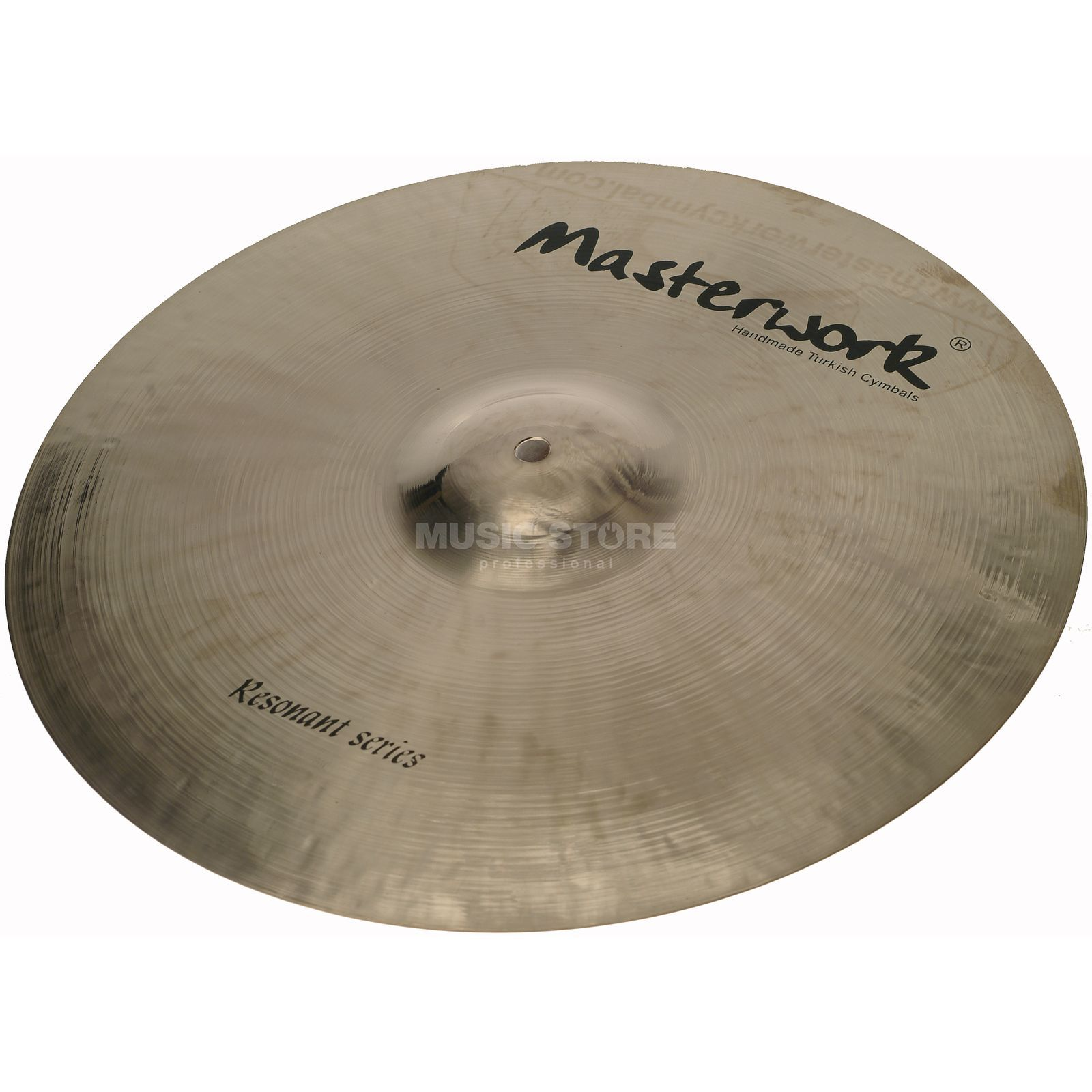 "Masterwork Resonant Ride 24"" Brilliant Finish Produktbild"