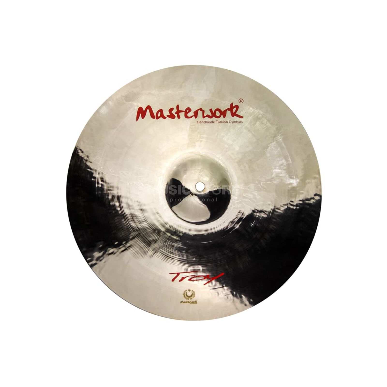 "Masterwork Troy Crash 15"" Produktbild"