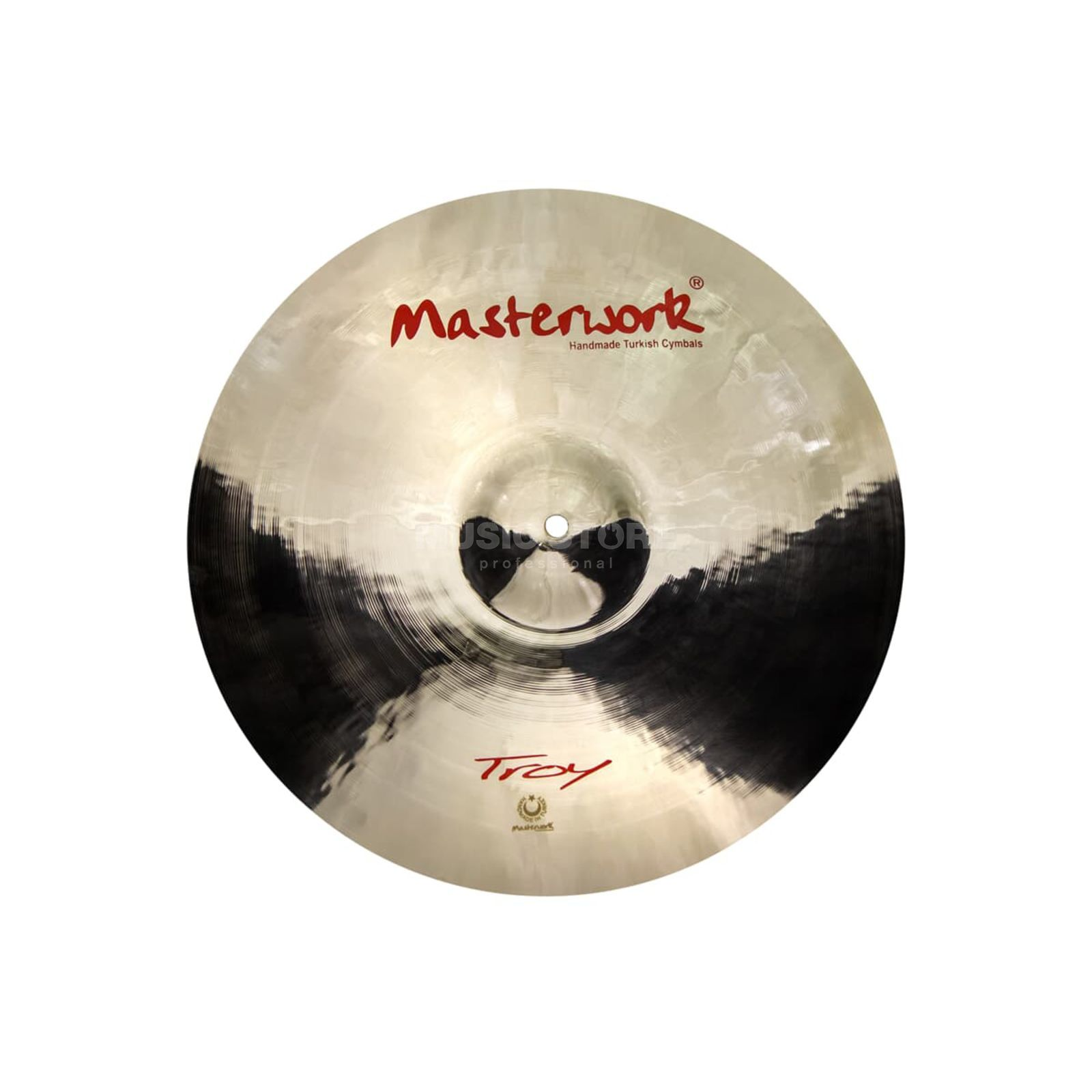 "Masterwork Troy Crash 17"" Product Image"