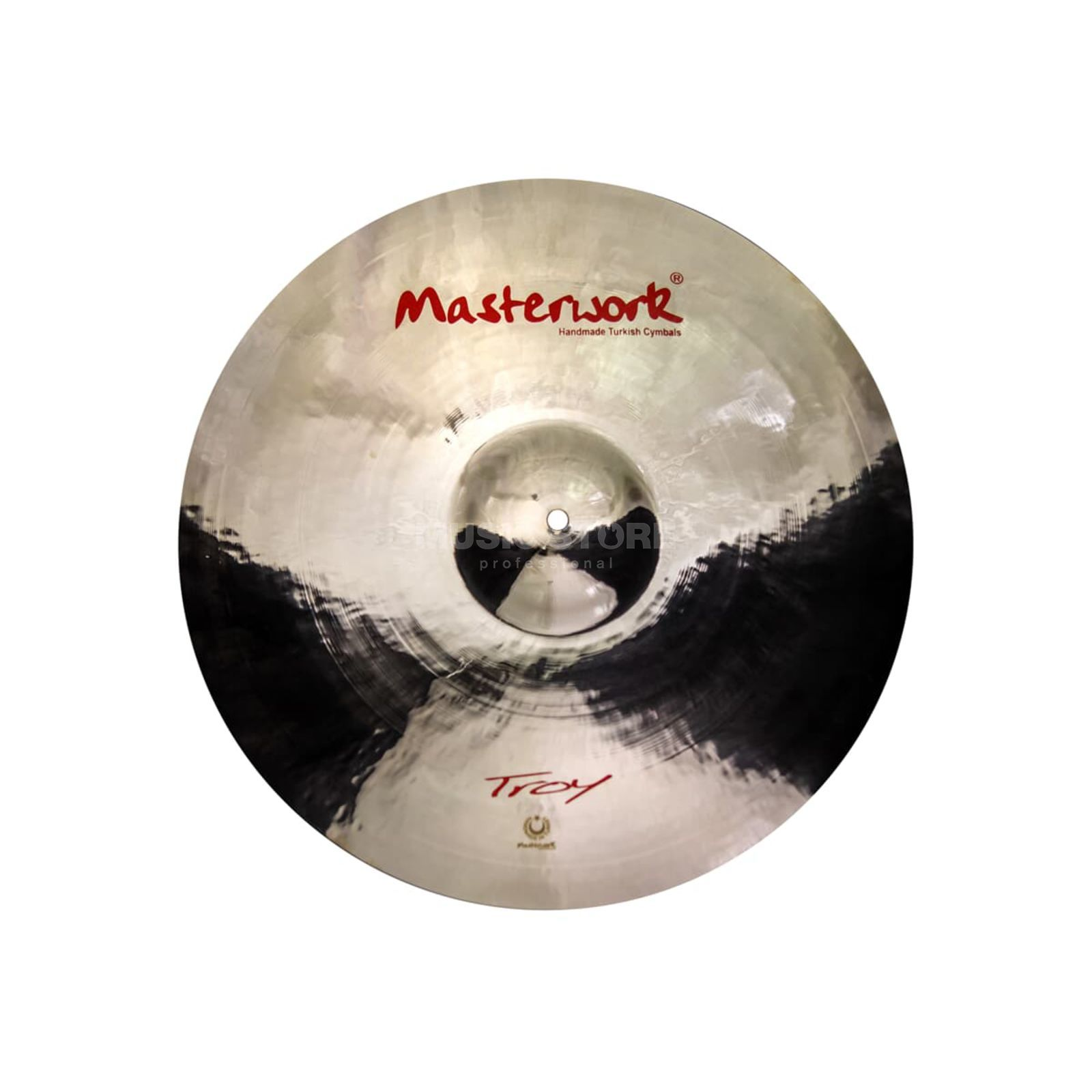 "Masterwork Troy Crash 19"" Produktbild"