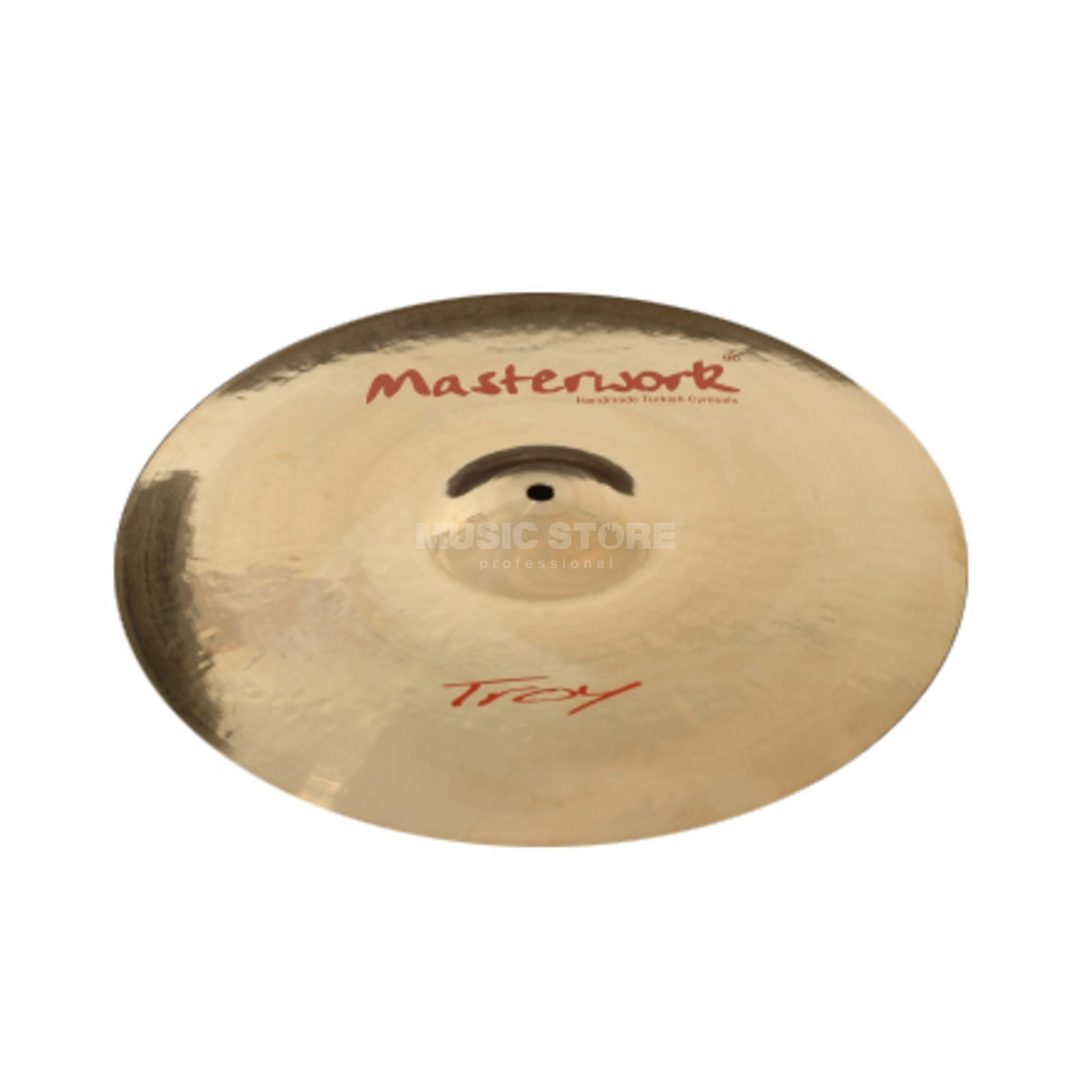 "Masterwork Troy Rock Crash 18""  Produktbillede"