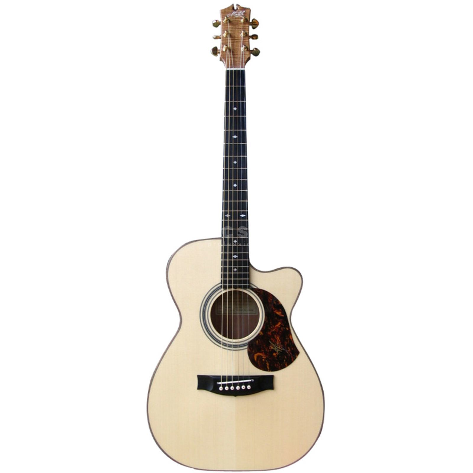 "Maton EBG 808 C ""Michael Fix"" incl.  Case Produktbild"