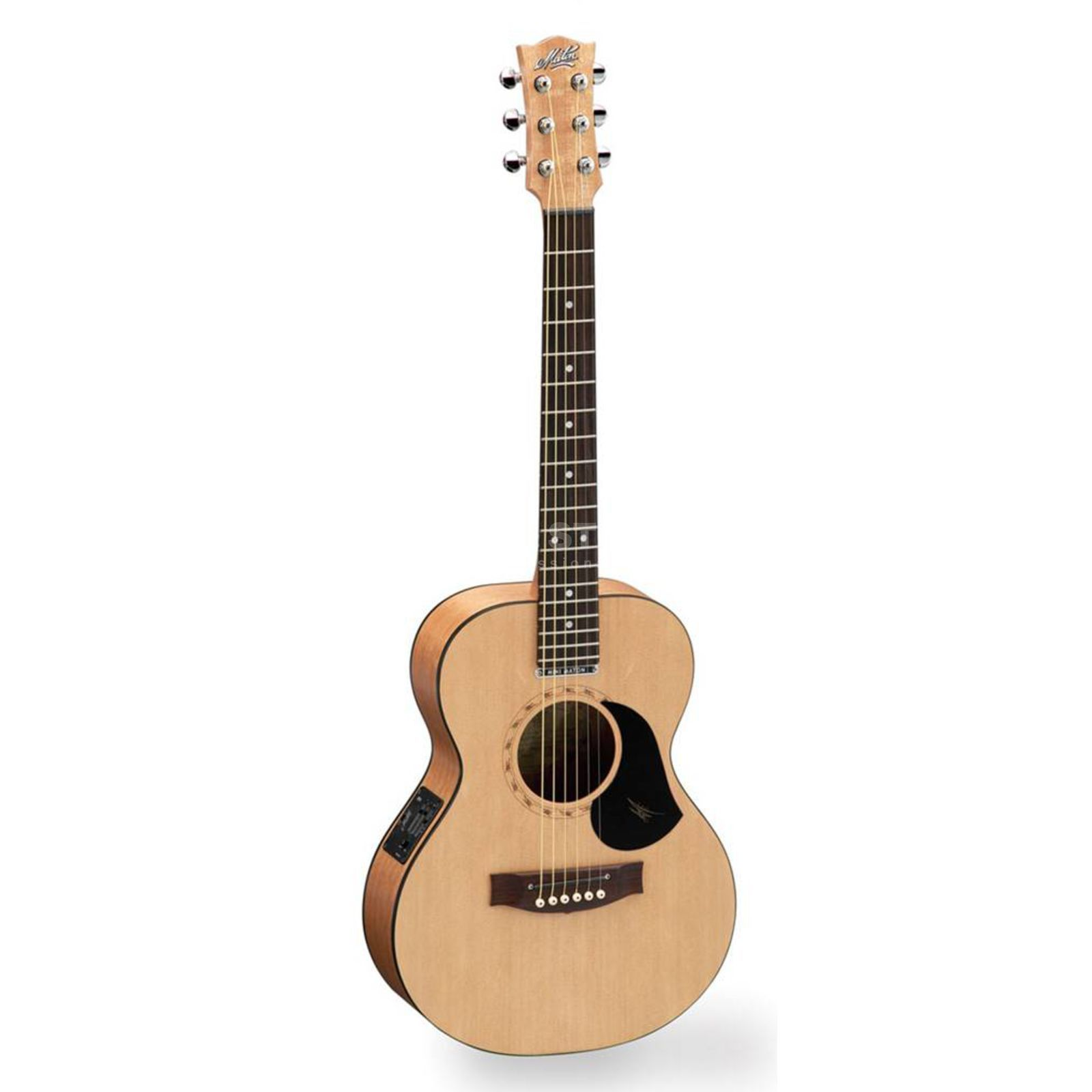 Maton Mini EML/6 Natural Satin Productafbeelding