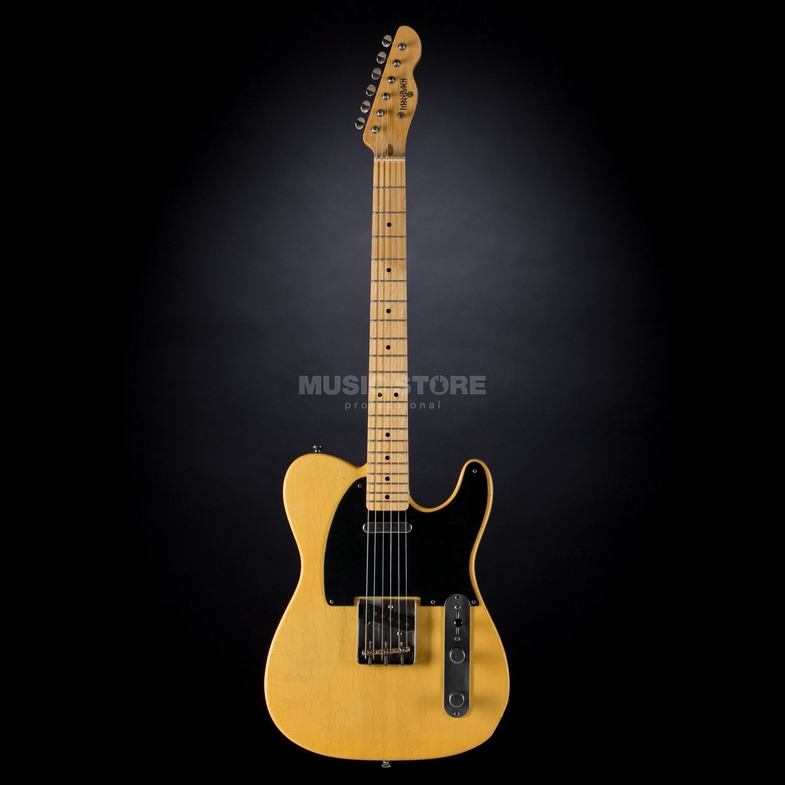 Maybach Teleman T54 Butterscotch Aged Product Image