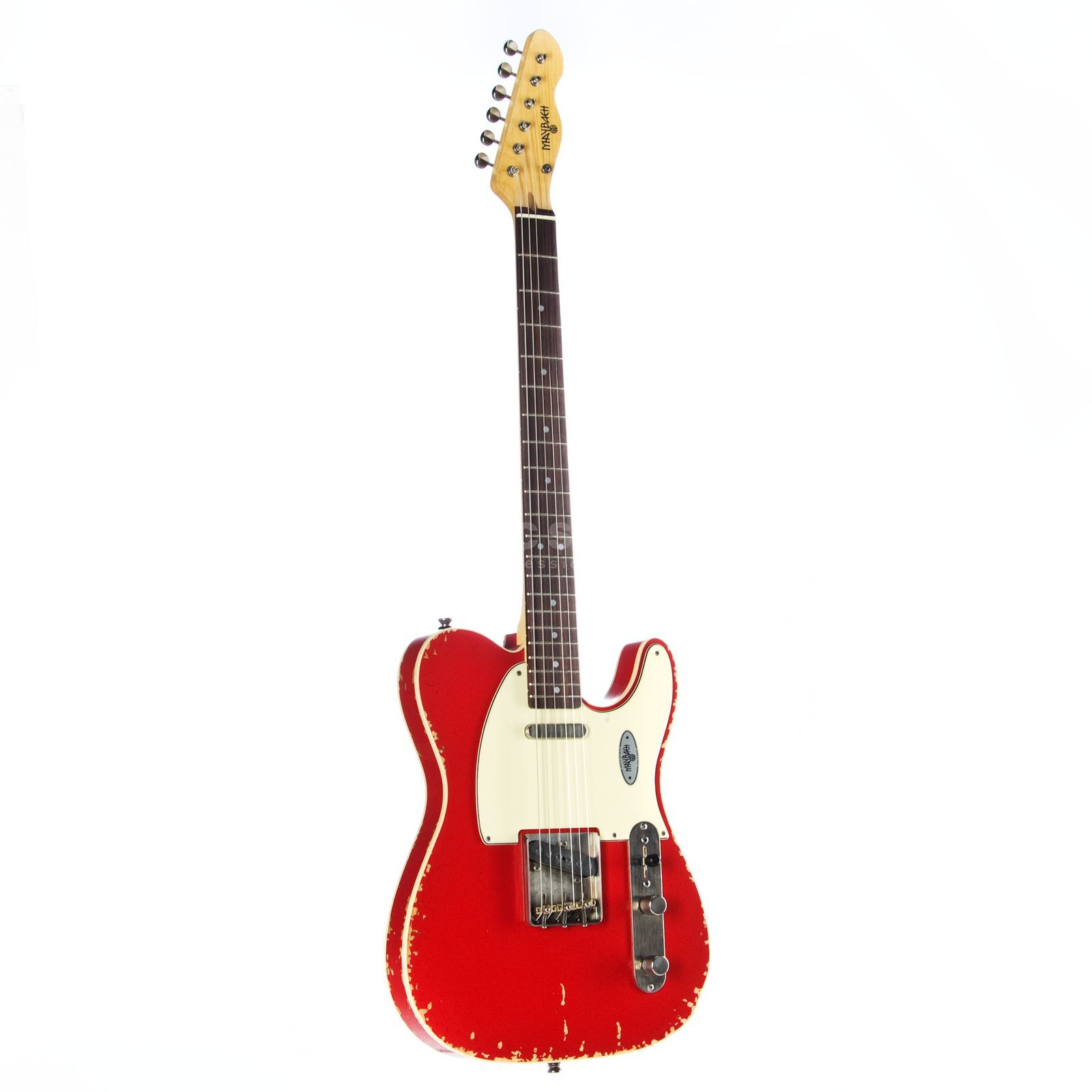 Maybach Teleman T61 Red Rooster Aged Custom Shop Product Image