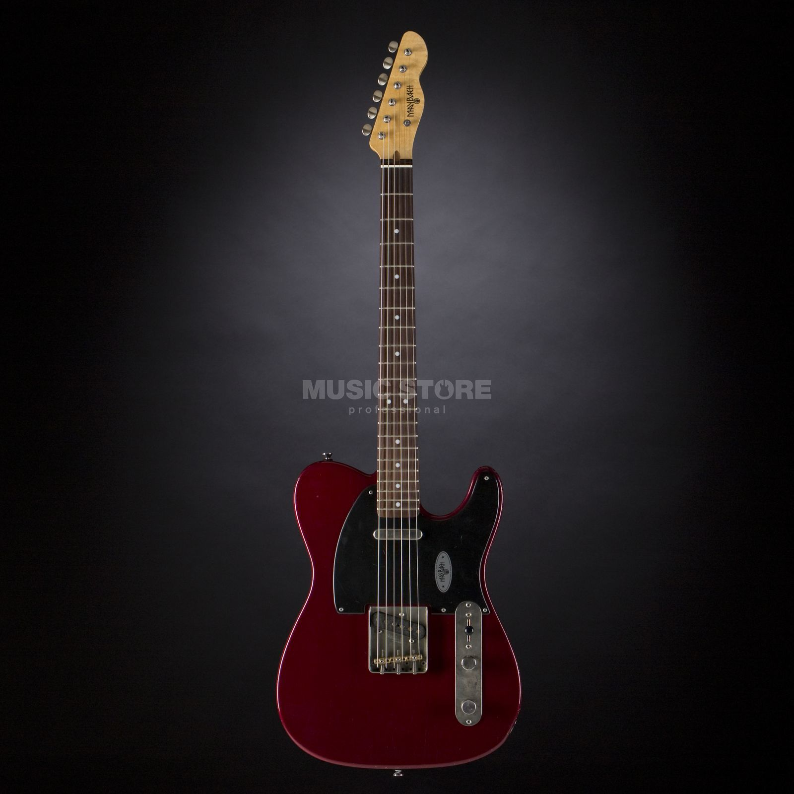 Maybach Teleman T61 Wine Red Metallic Aged Image du produit