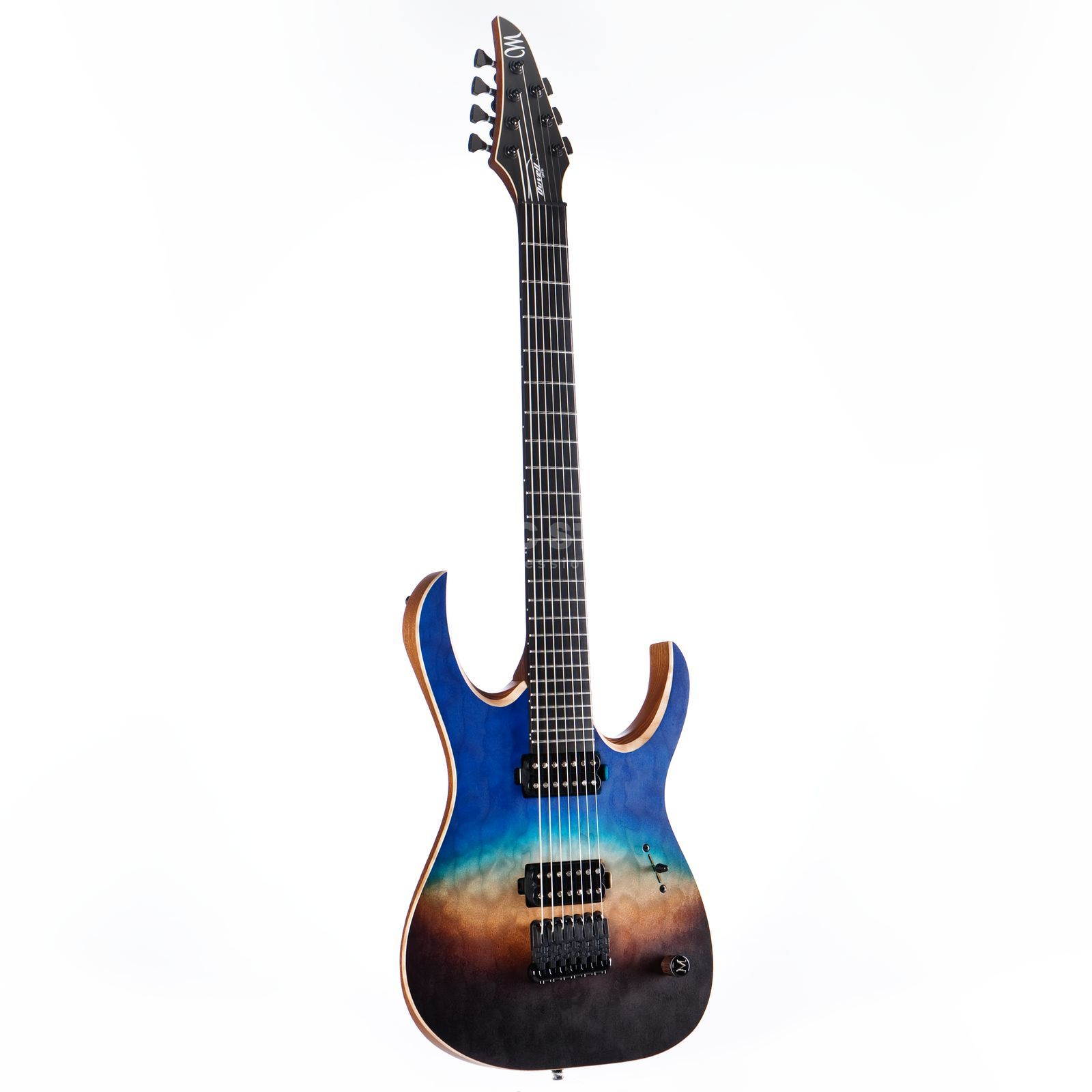 Mayones Duvell QATSI 7 Deluge John Brown Signature Product Image